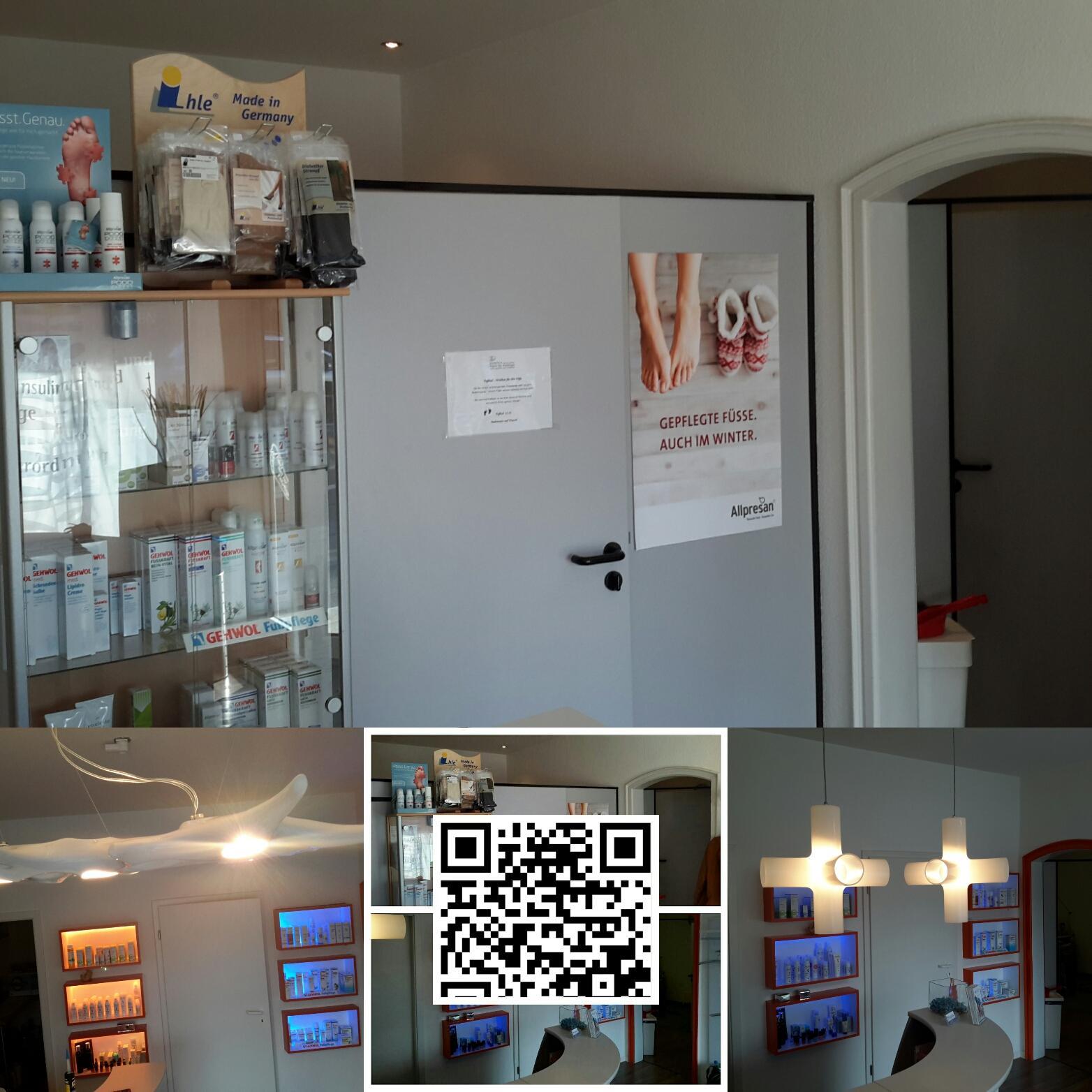 Umbau Praxis #wandgestaltung ©exellentworkers