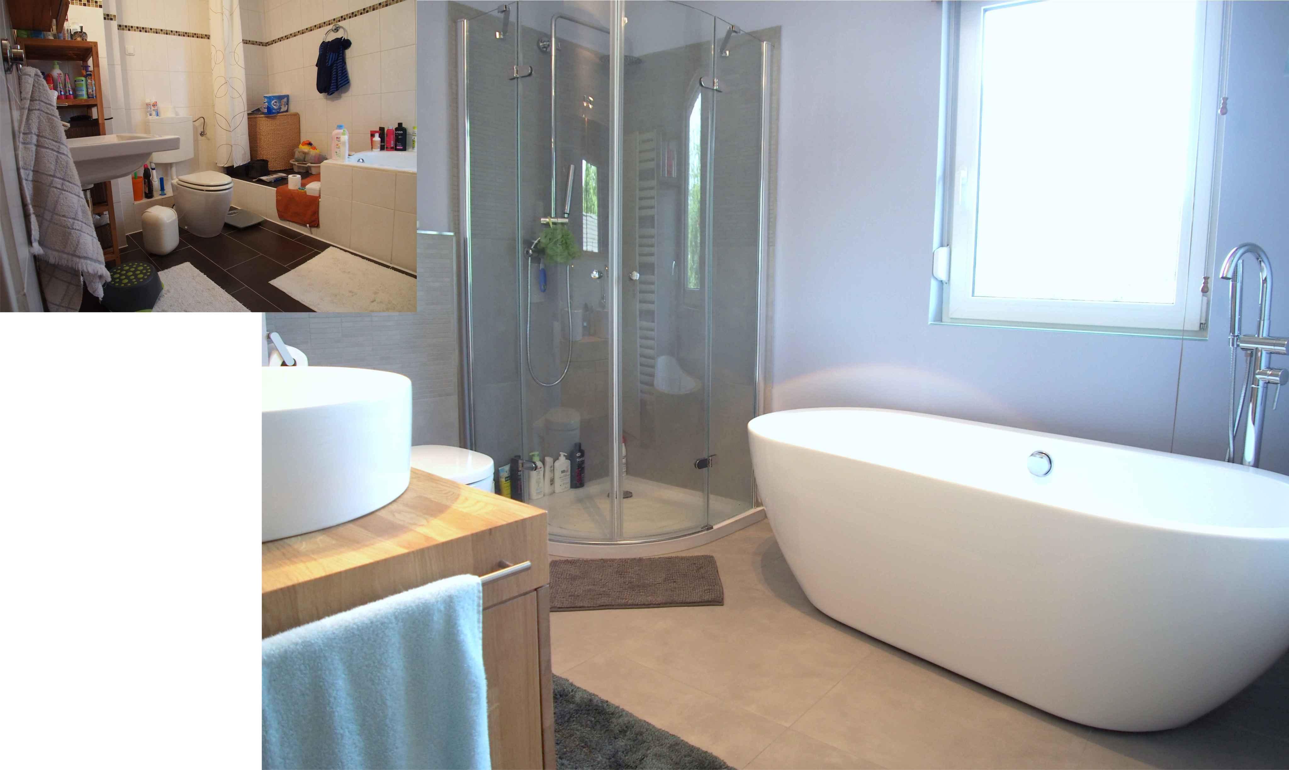 Umbau Wohnhaus Aus Den 70er Jahren #badezimmer #dusche ©Yvette Sillo
