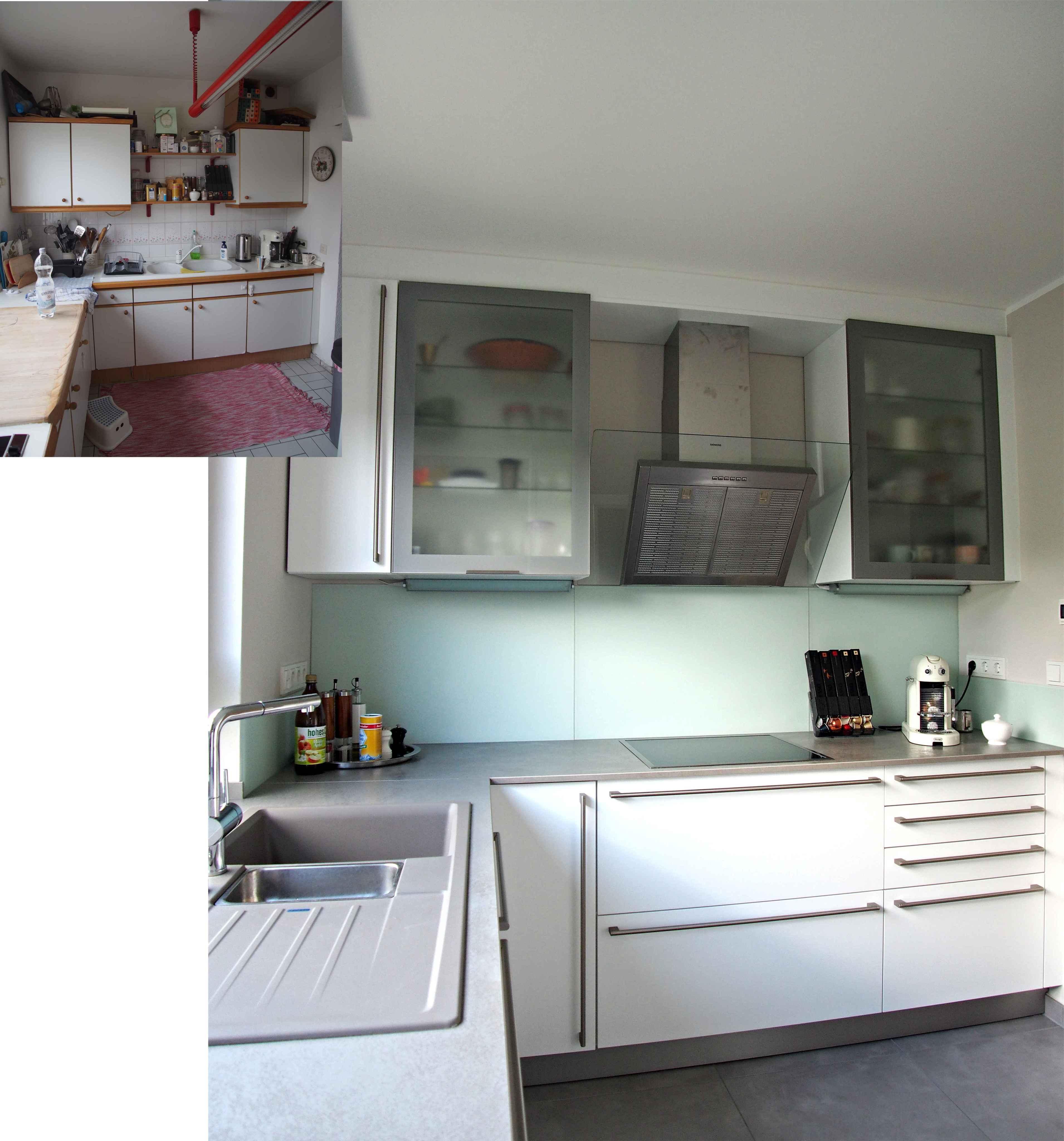 Umbau Wohnhaus aus den 70er Jahren #küche #dunstabzu...
