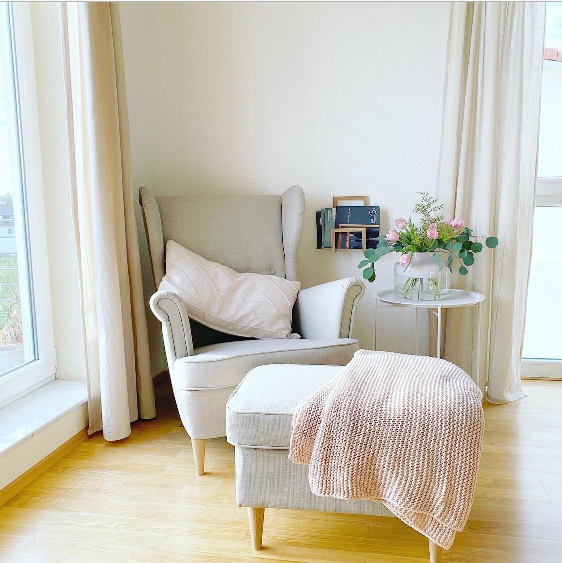 umgestaltung #sitzecke #wohnzimmer #wohnzimmerinspo