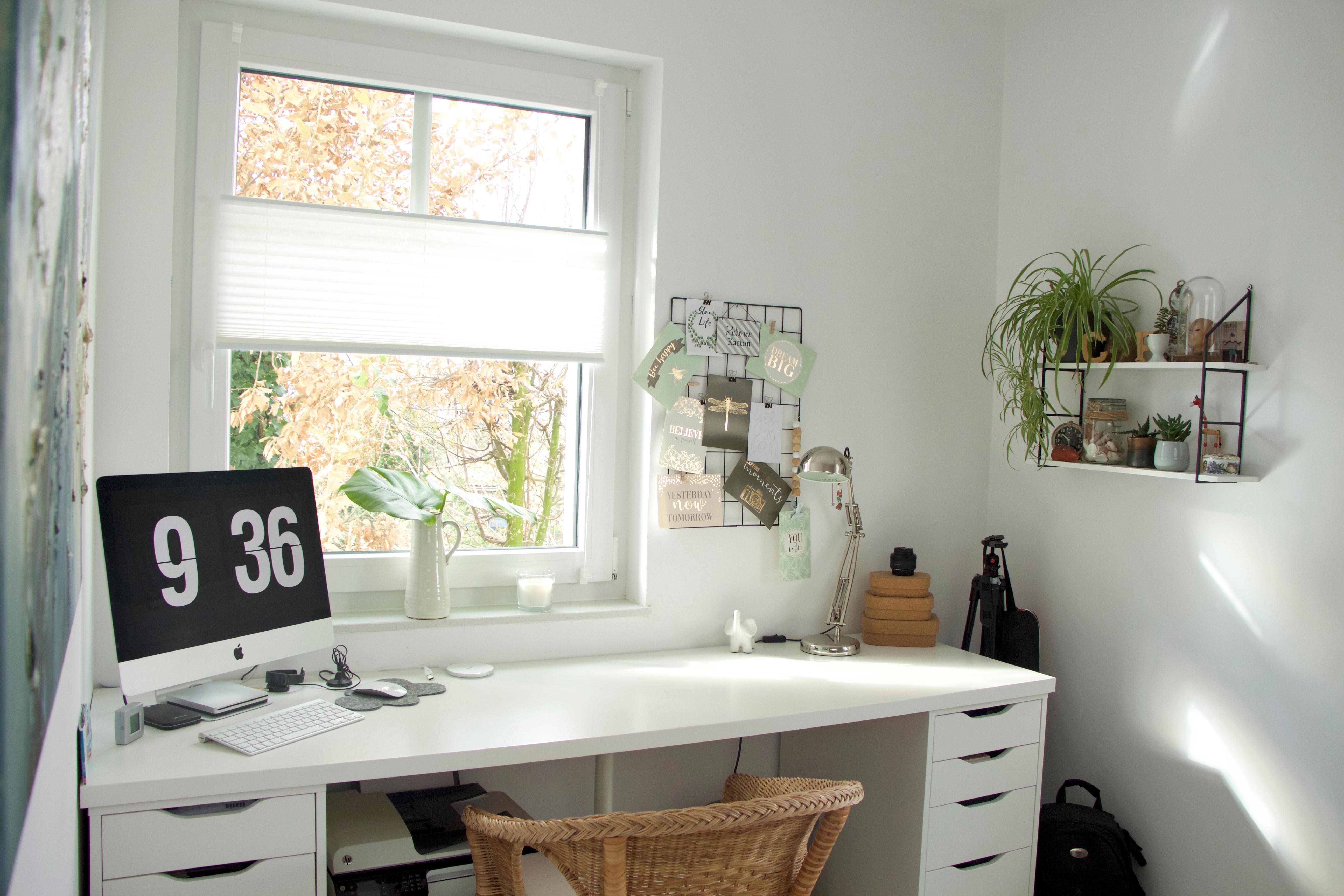 Wohnzimmer Arbeitsplatz • Bilder & Ideen • COUCH