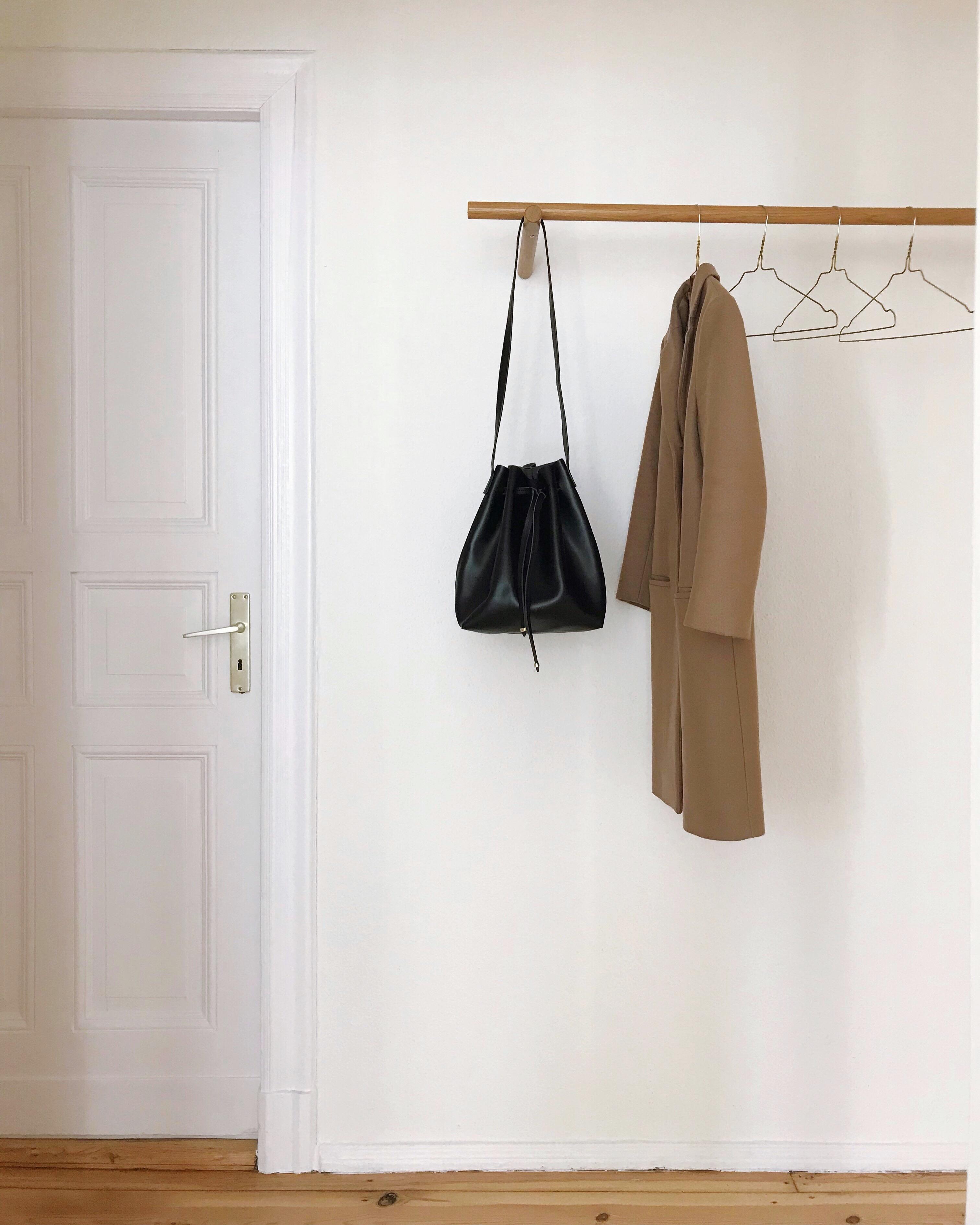 garderobe selbst gemacht garderobe selber machen ideen affordable trendy f r den with garderobe. Black Bedroom Furniture Sets. Home Design Ideas