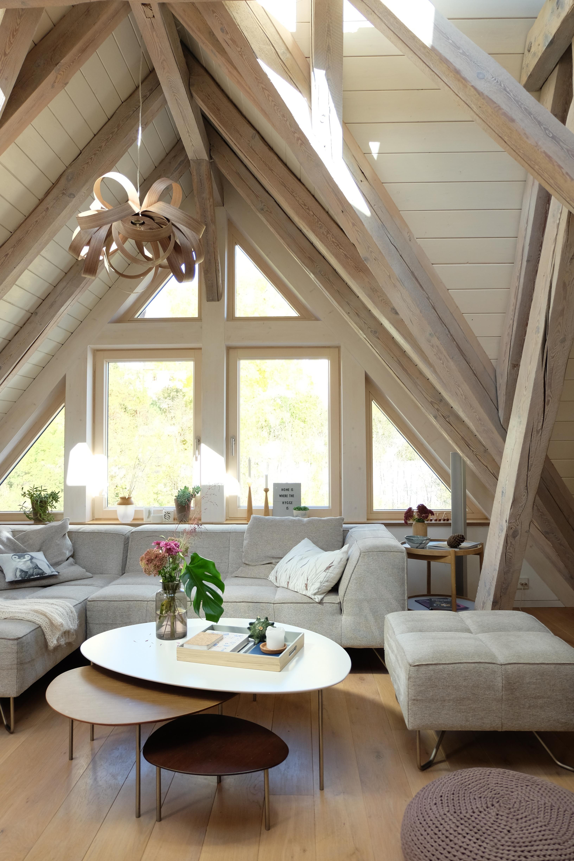 Tolle Einrichtungsideen für deine Dachgeschosswohnung