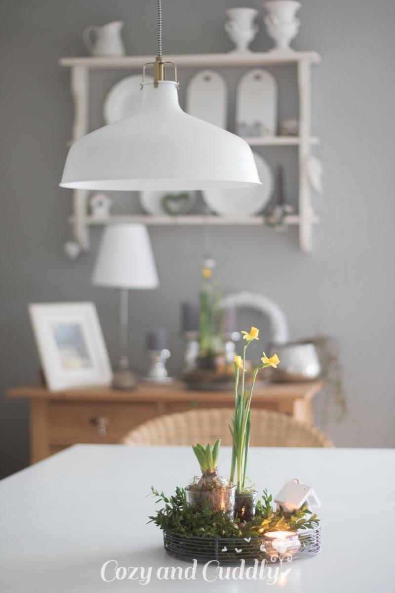 Unser Neuer Esstisch Macht Das Wohnzimmer Endlich Richtig Gemütlich! # Esszimmer #interior #Shabbychic