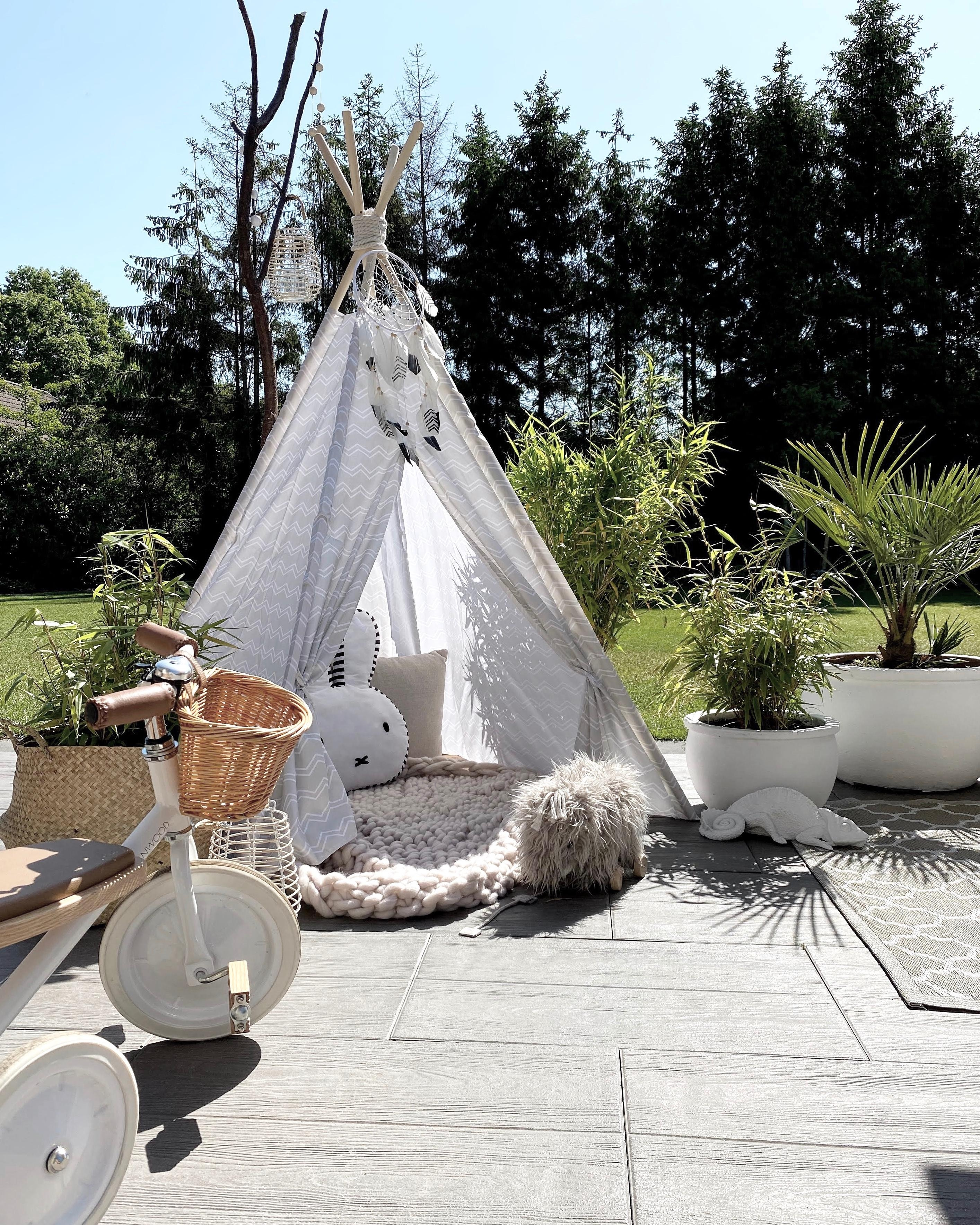 Unser Sommerplätzchen 