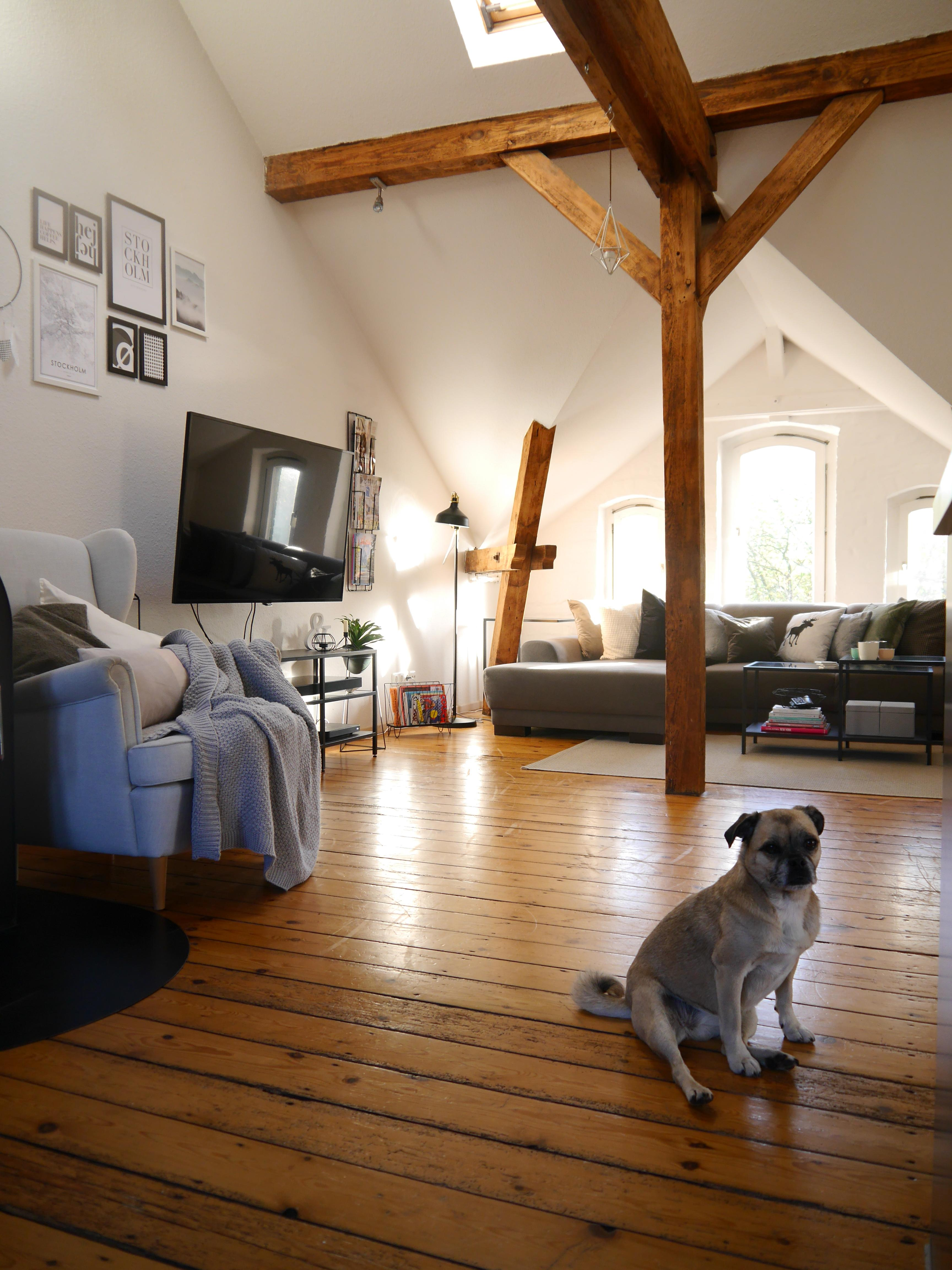 hohe decke ? bilder & ideen ? couchstyle - Wohnzimmer Offene Decke