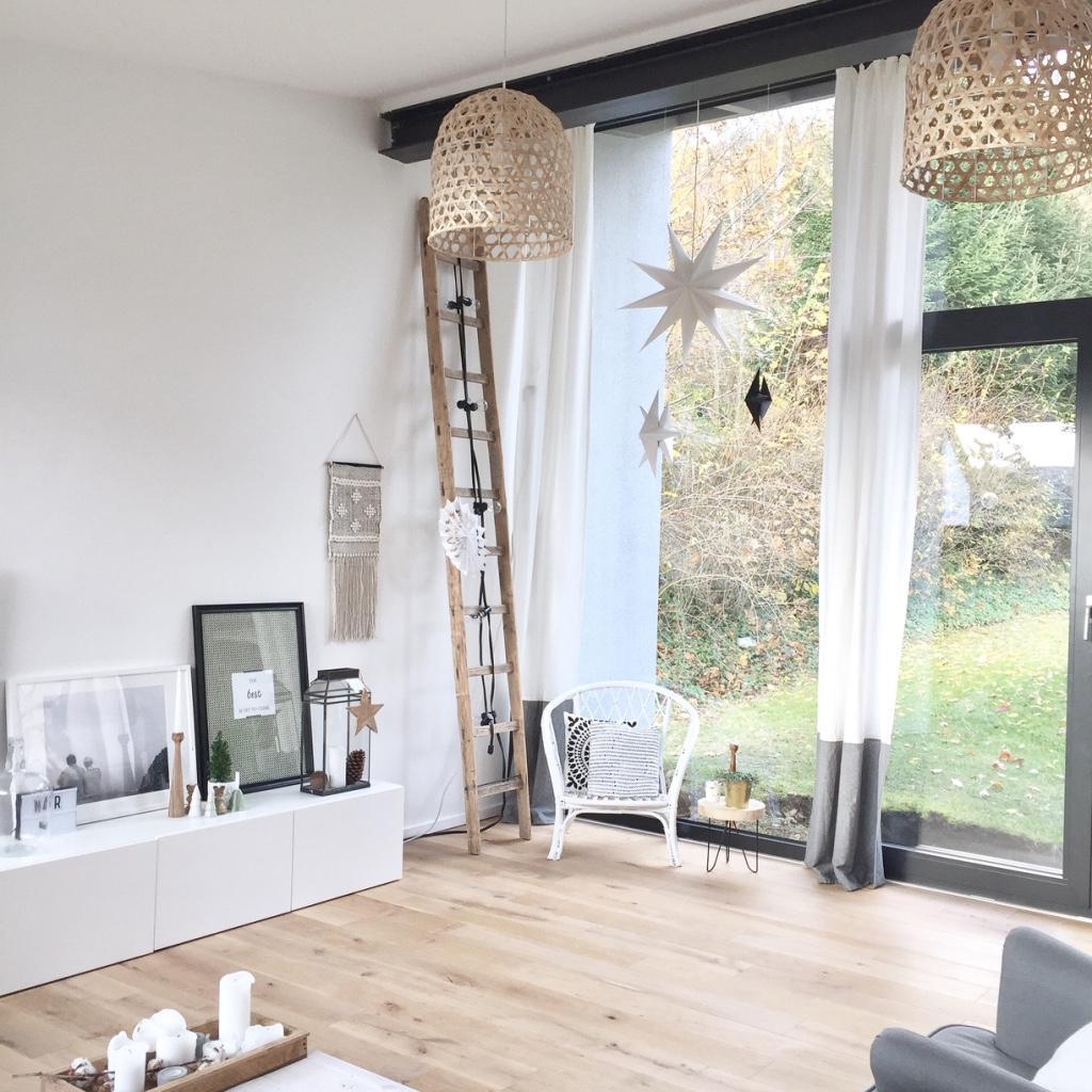 Unser Wohnzimmer, Mein Lieblingsplatz In Unserem Haus #Wohnzimmer  #livingroom #nordicinterior #scandinavianhome