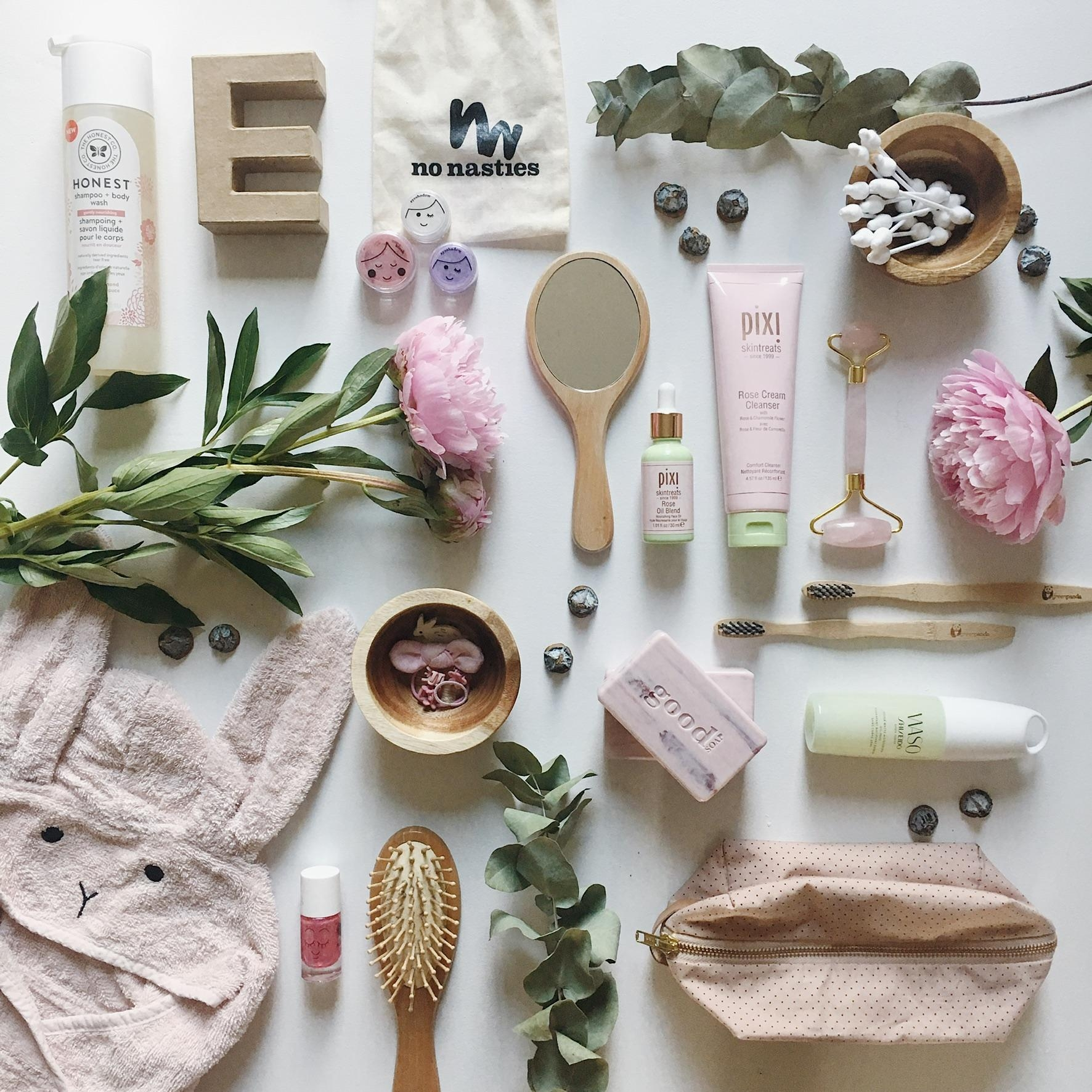 Unsere Beauty Essentials #badezimmer #kosmetik #mommyandme