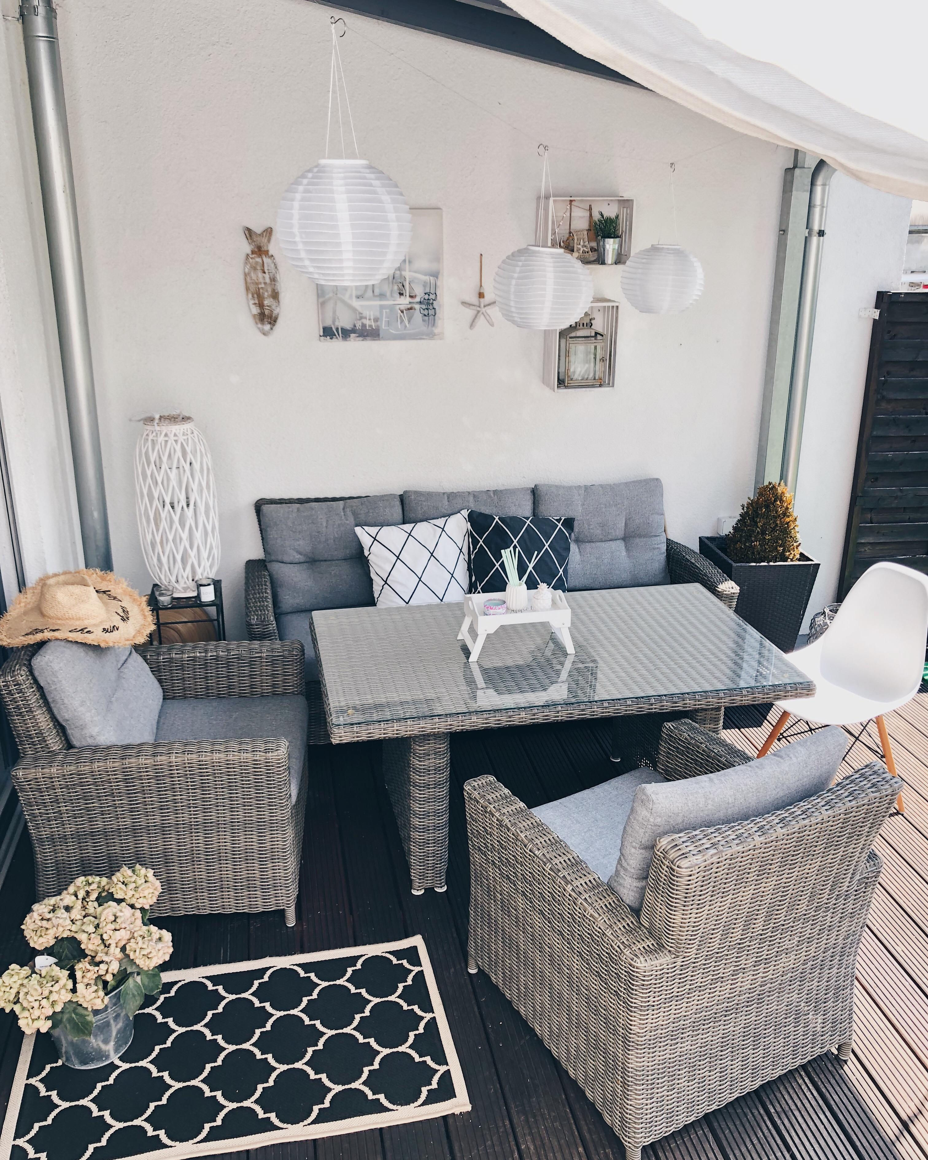 Terrassenmobel Ideen Fur Den Outdoorbereich Bei Couch