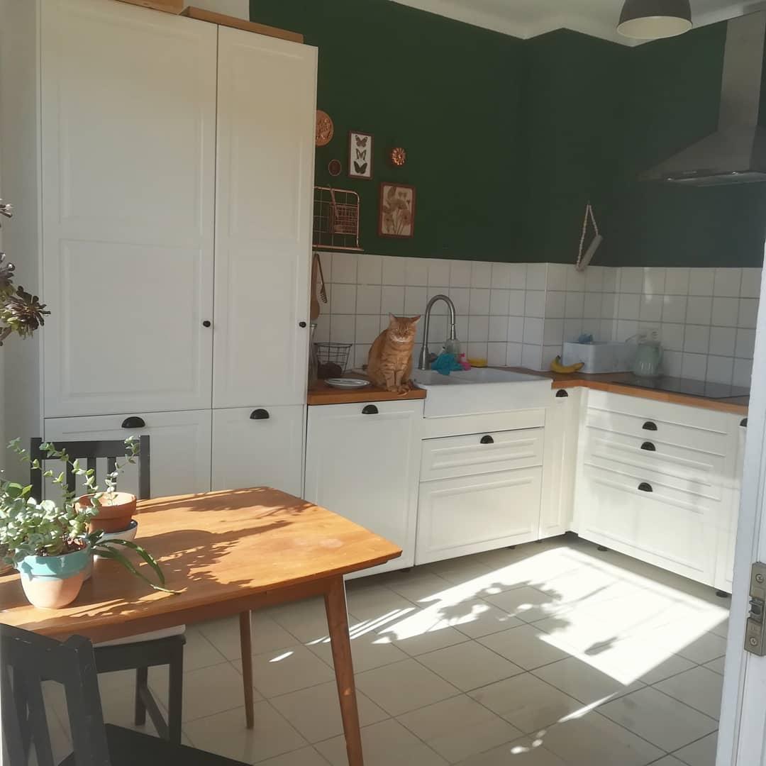 Ikea Metall Küche. Küche Nordisch Einrichten Arbeitsinsel Ikea ...