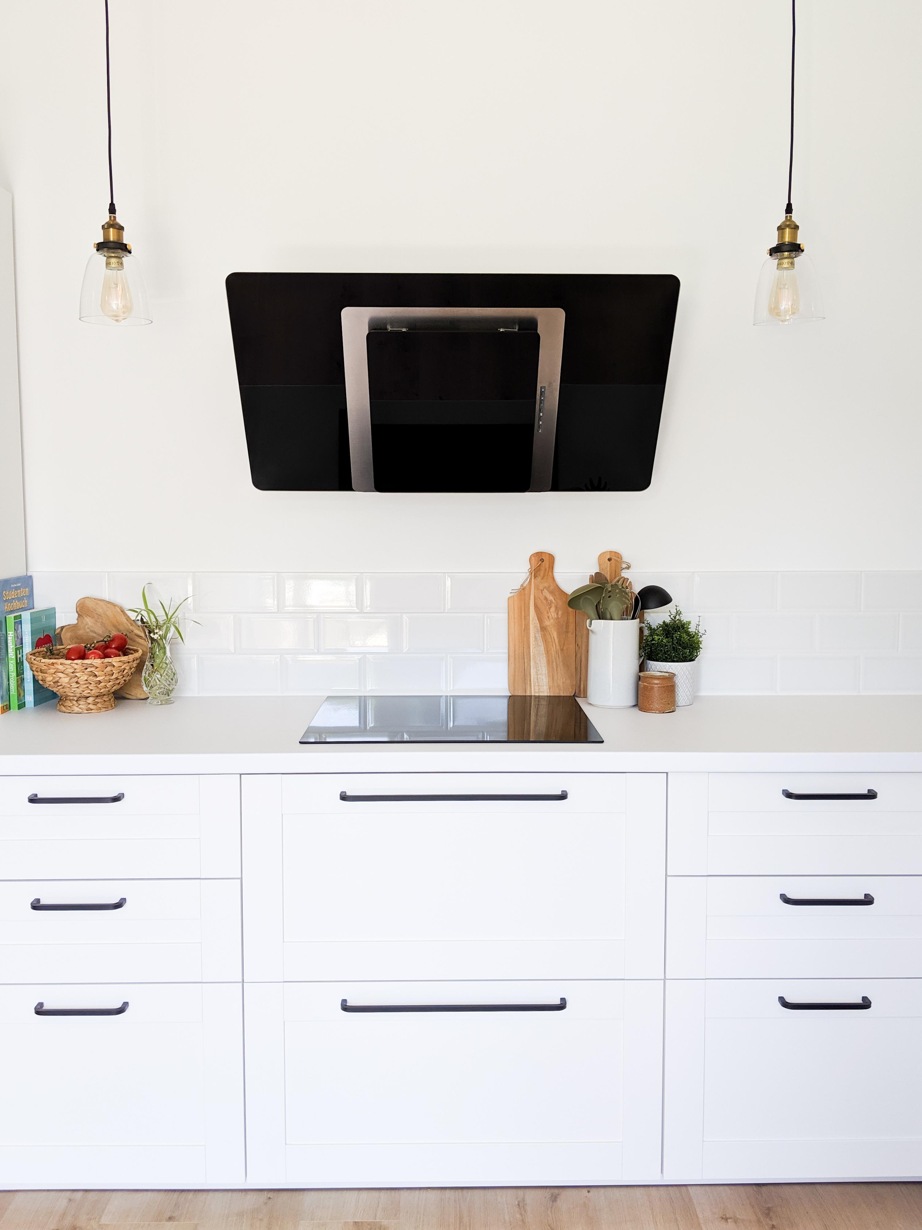 Unsere neue Küche ❤ #küche #ikea #landhaus #weiss #....