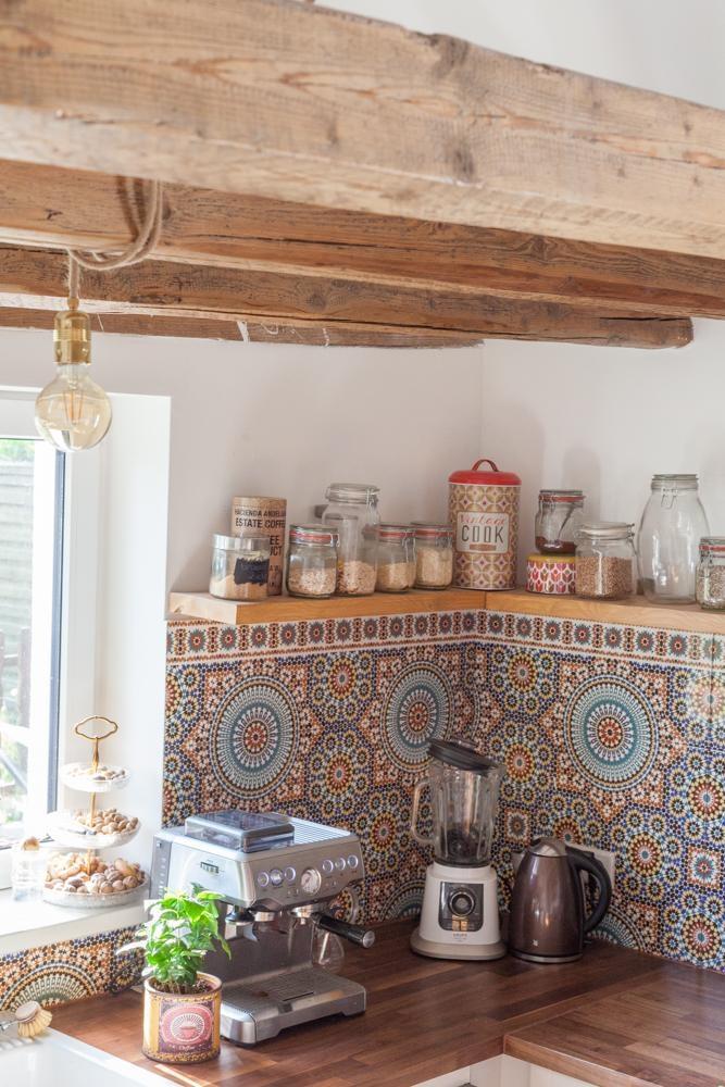Marokkanische Fliesen Bilder Ideen Couch