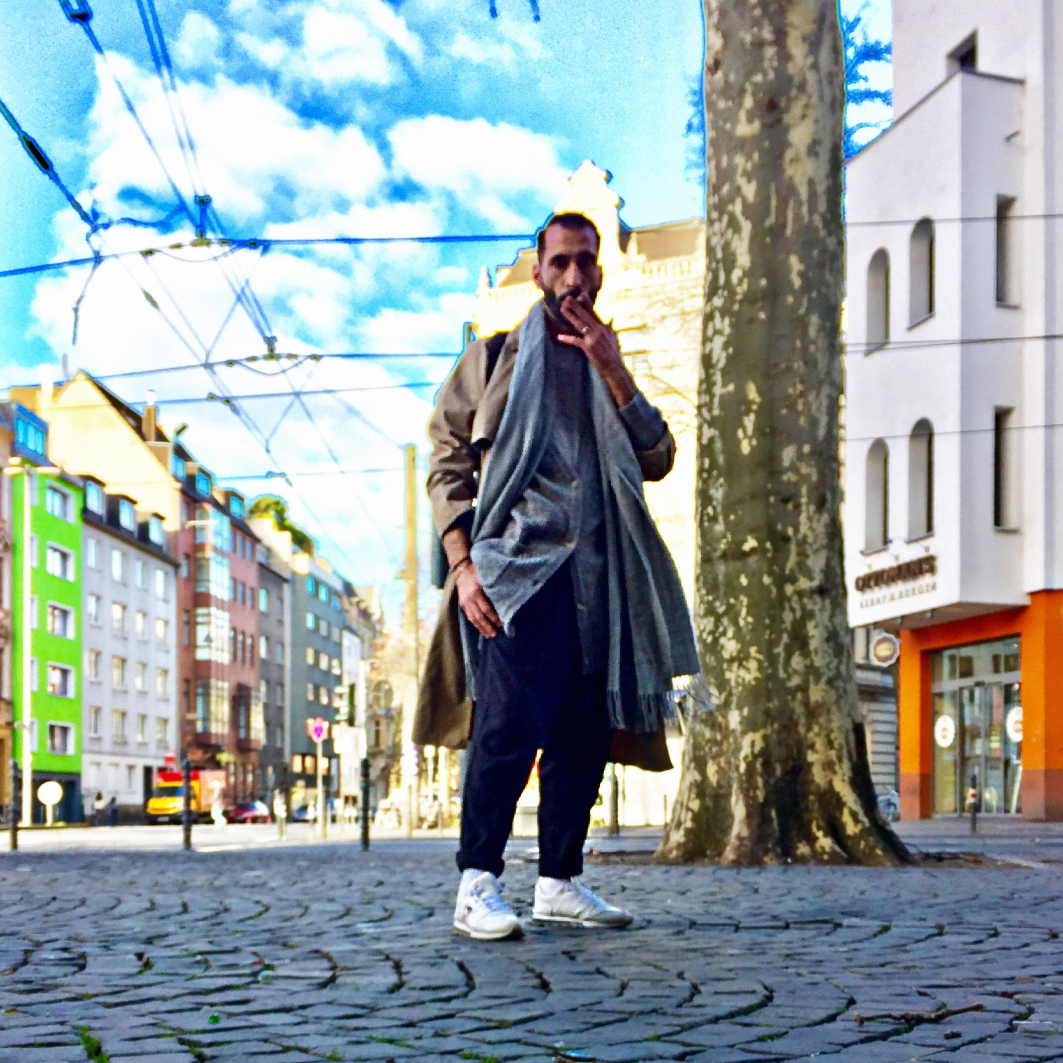 URBAN-CITY CHIC FRÜHLINGSLOOK #trenchcoat #sbeaker