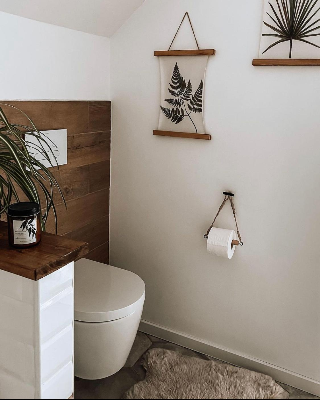 Urban Jungle Bathroom, anyone? ?