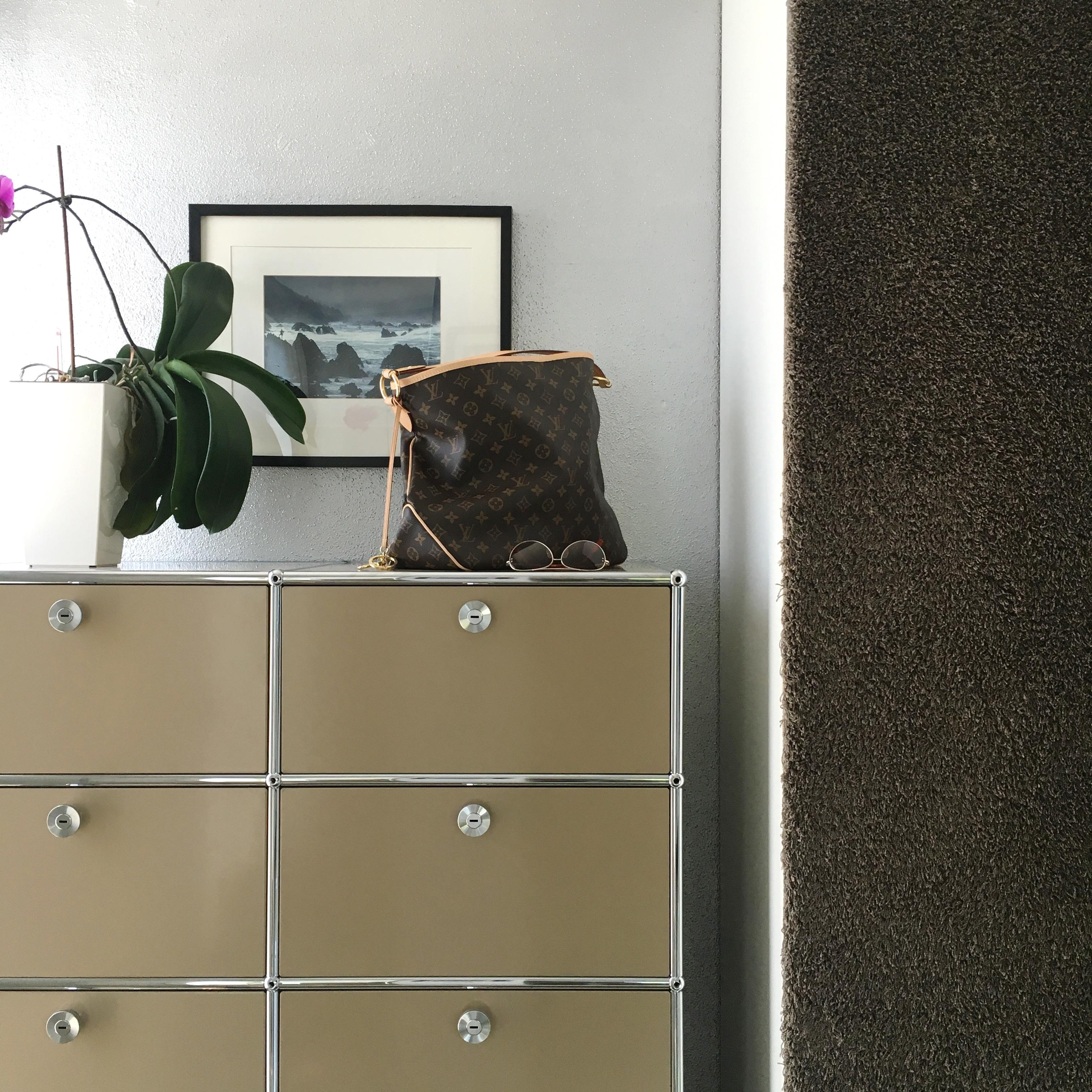 USM #aufbewahrung #sideboard #eingang ©ALL ABOUT DESIGN by Christina Harmsen