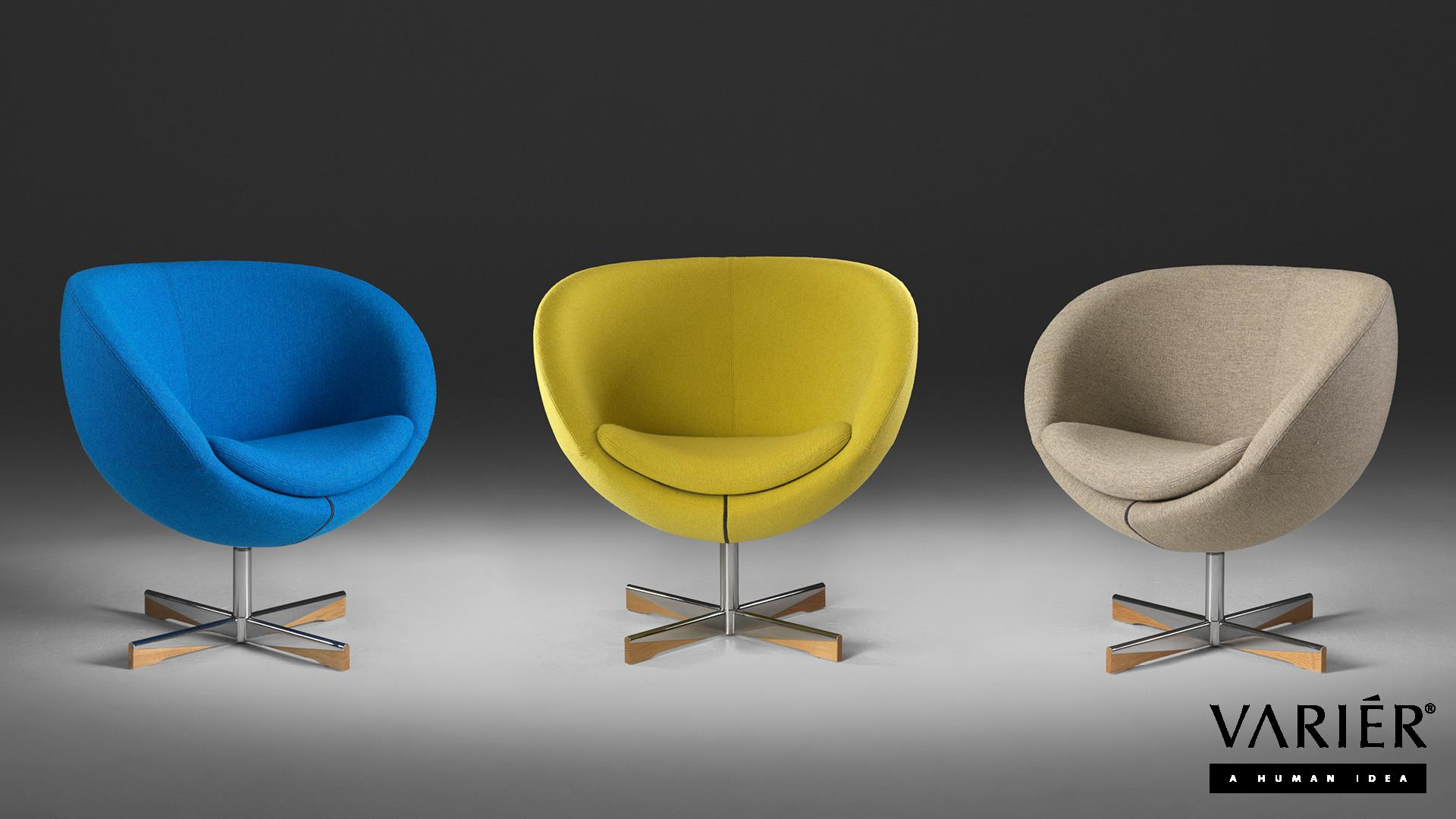 Varier Sessel Planet #sessel #cocktailsessel ©Varier furniture