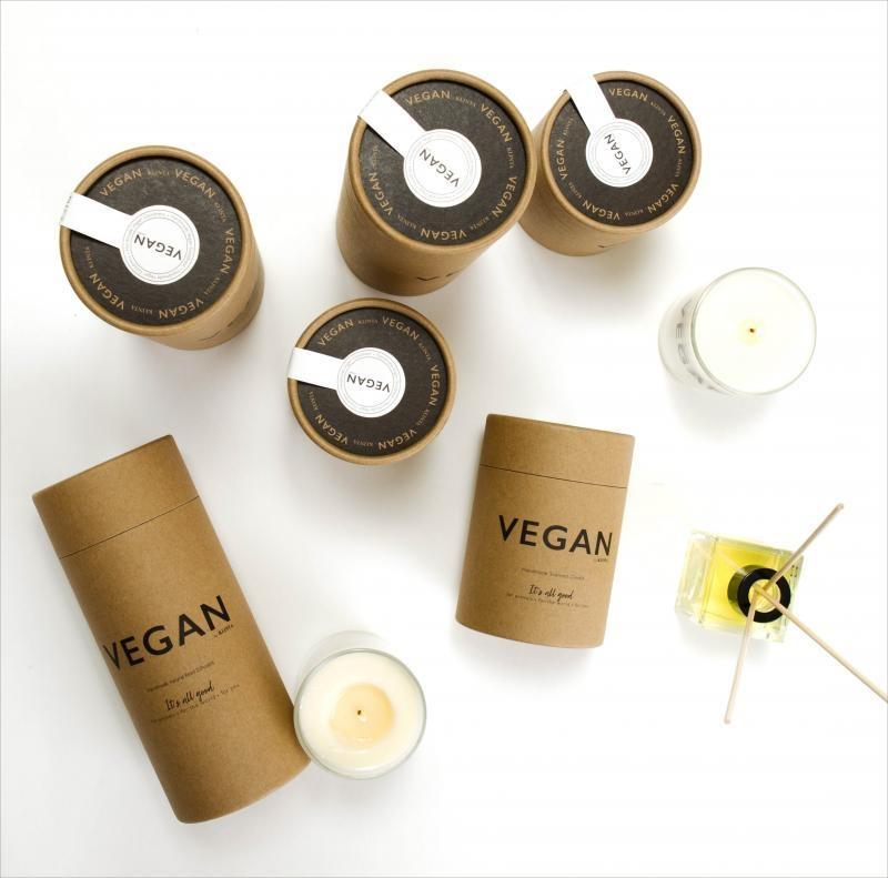 Vegane Kerzen.Vegane Kerzen Und Reed Diffuser Von Klinta Reeddiff