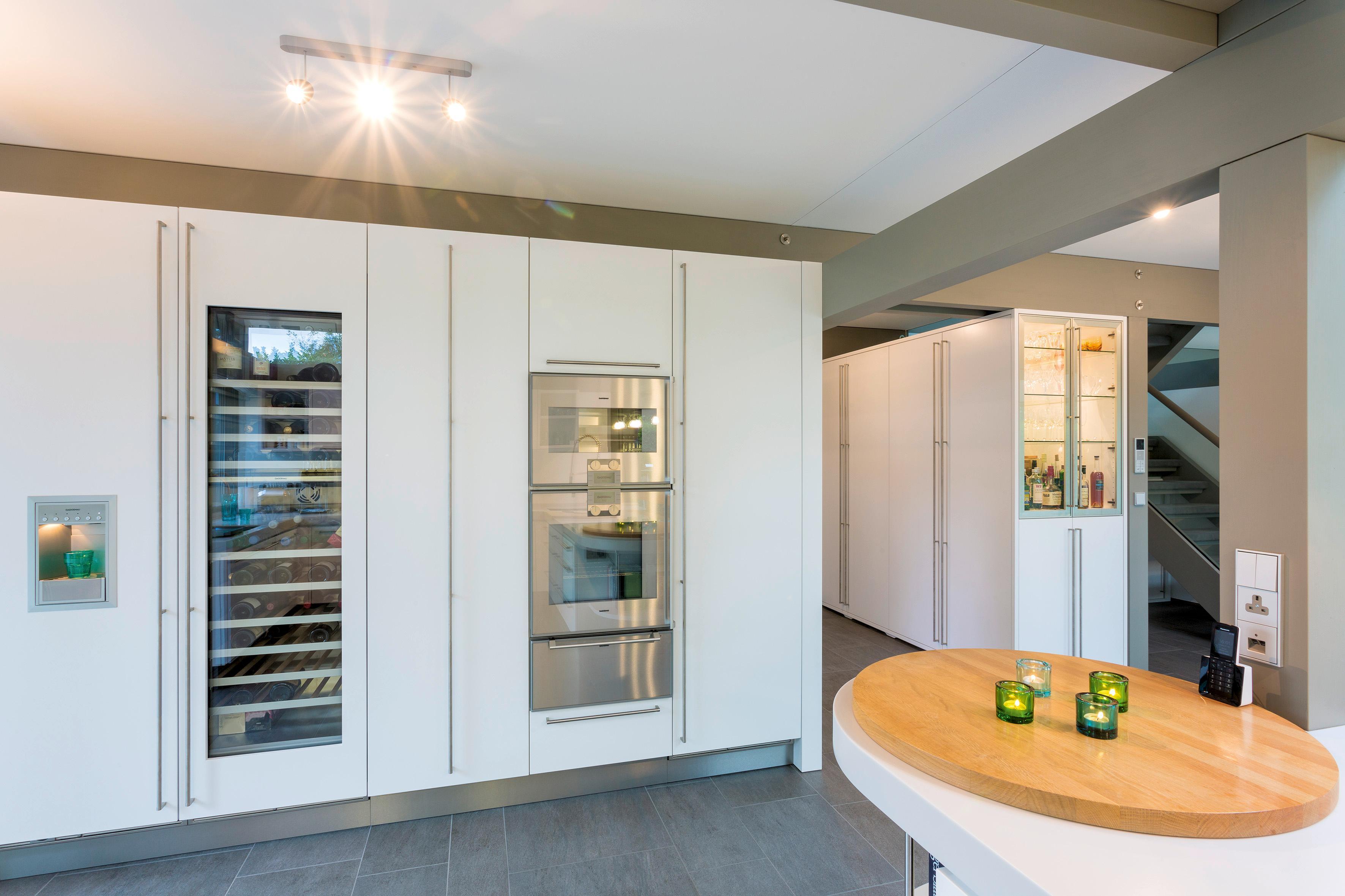 Weißer Küchenschrank • Bilder & Ideen • COUCH