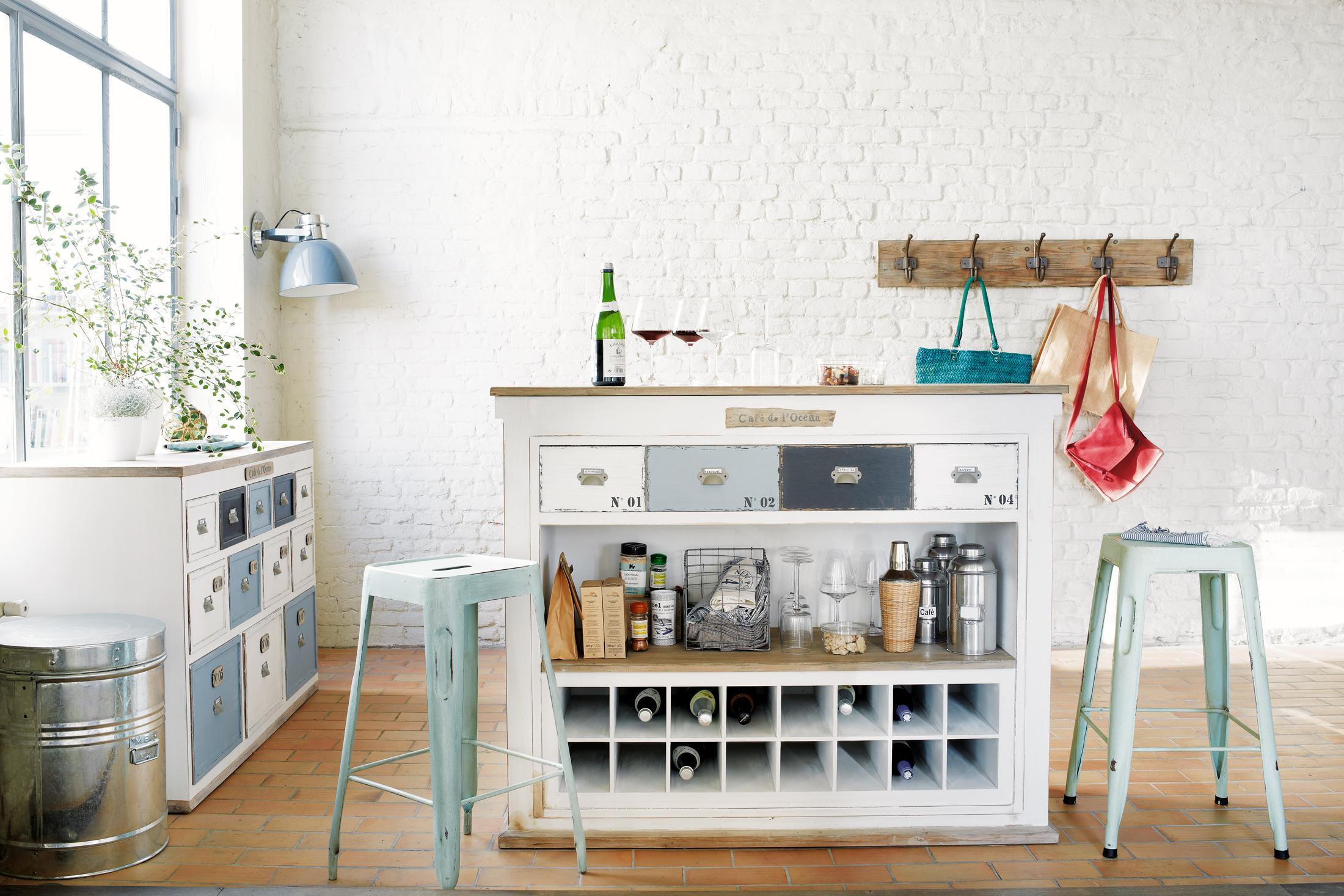 vintage-möbel aufarbeiten #vintage #diy ©maisons du