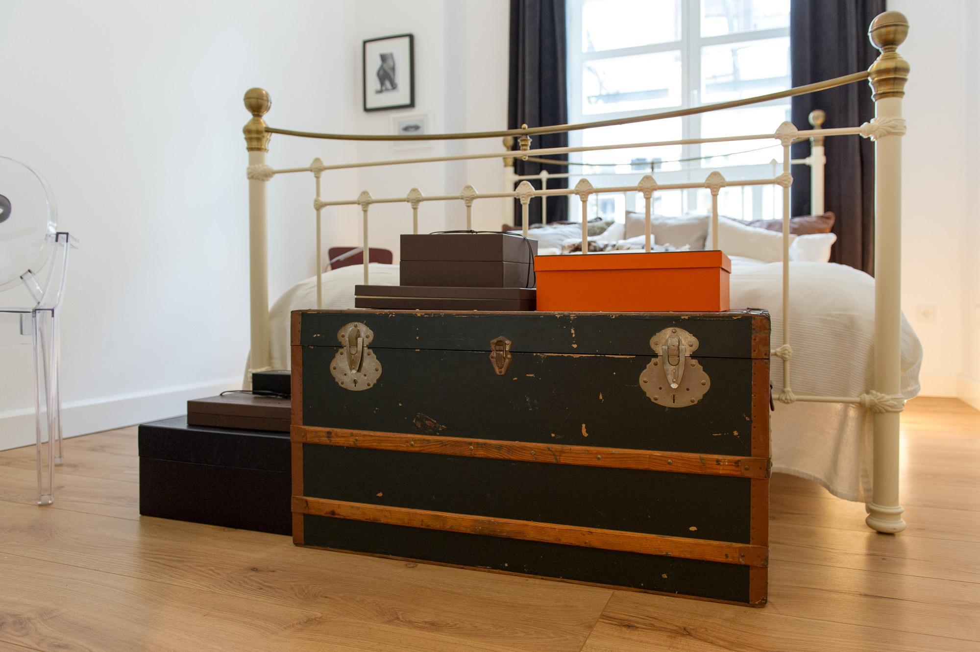 vintage schlafzimmer bilder ideen couchstyle. Black Bedroom Furniture Sets. Home Design Ideas