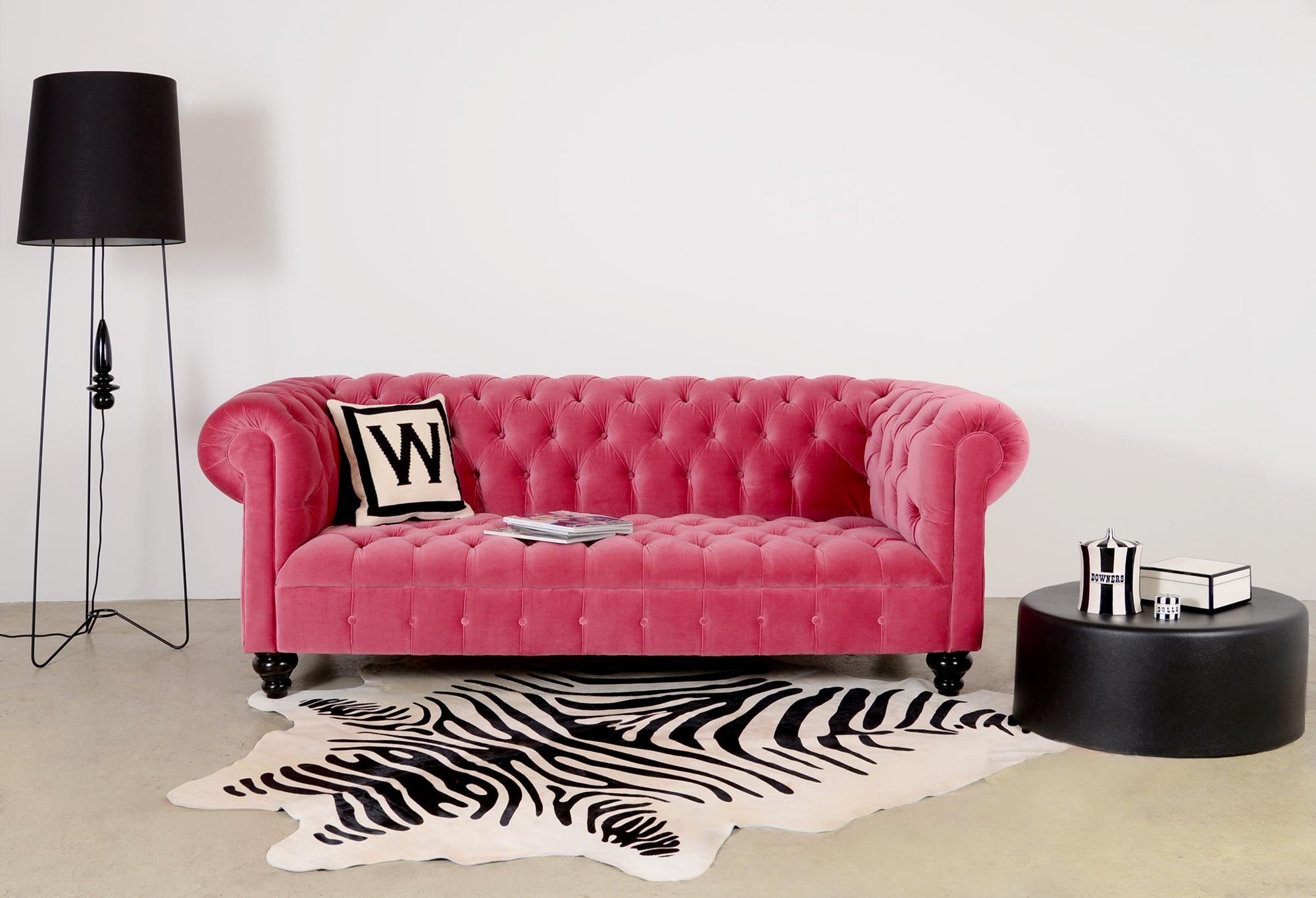"Von Wilmowsky Chesterfield Sofa ""Liberty"" #chesterfieldsofa ©Von Wilmowsky"