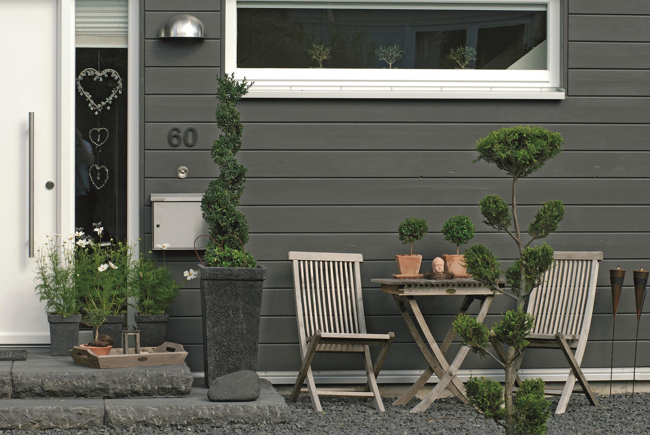 Vorgartengestaltung bilder ideen couchstyle for Vorgartengestaltung bilder