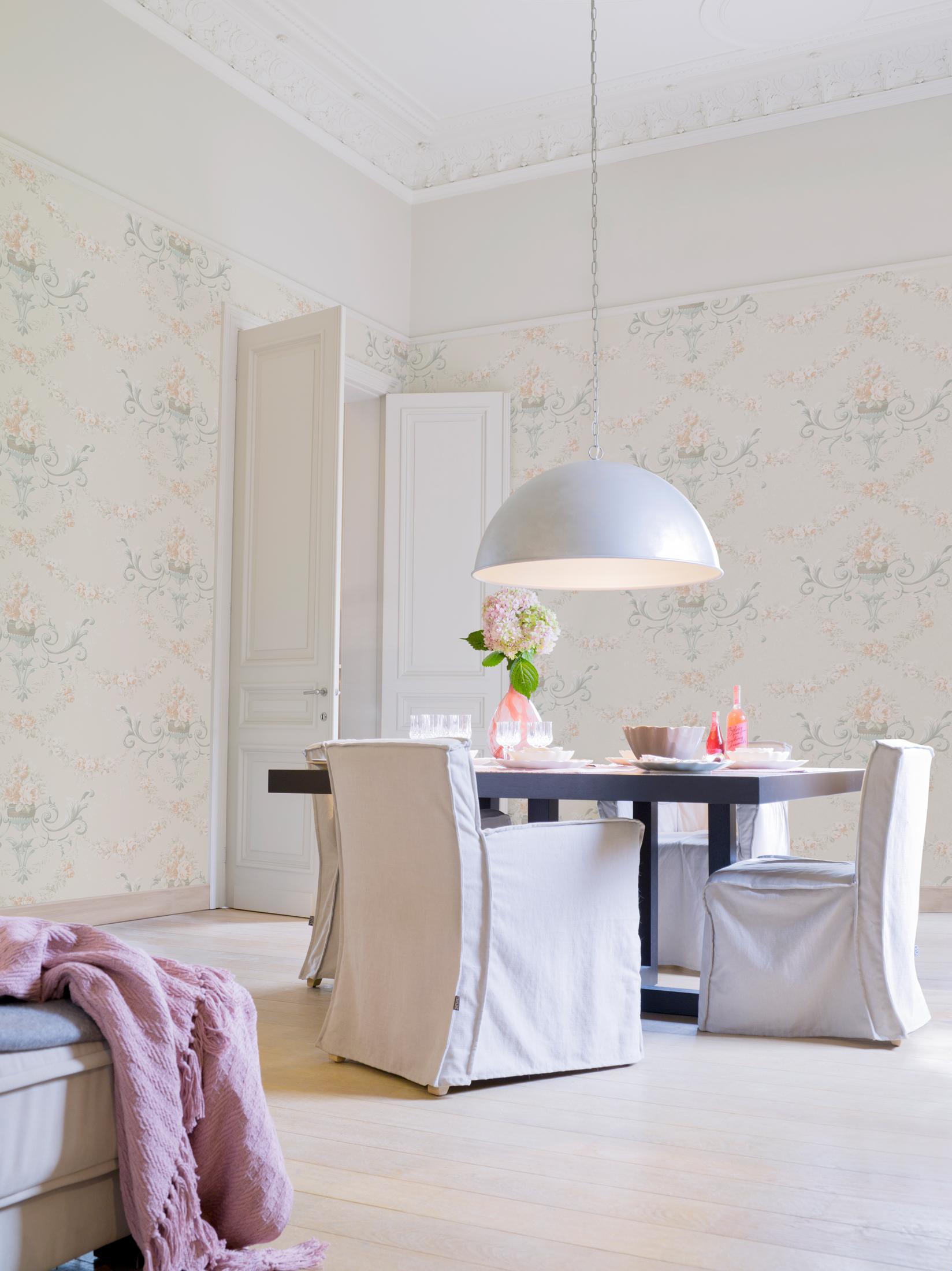 Hohe decke bilder ideen couchstyle - Wandgestaltung altbau ...