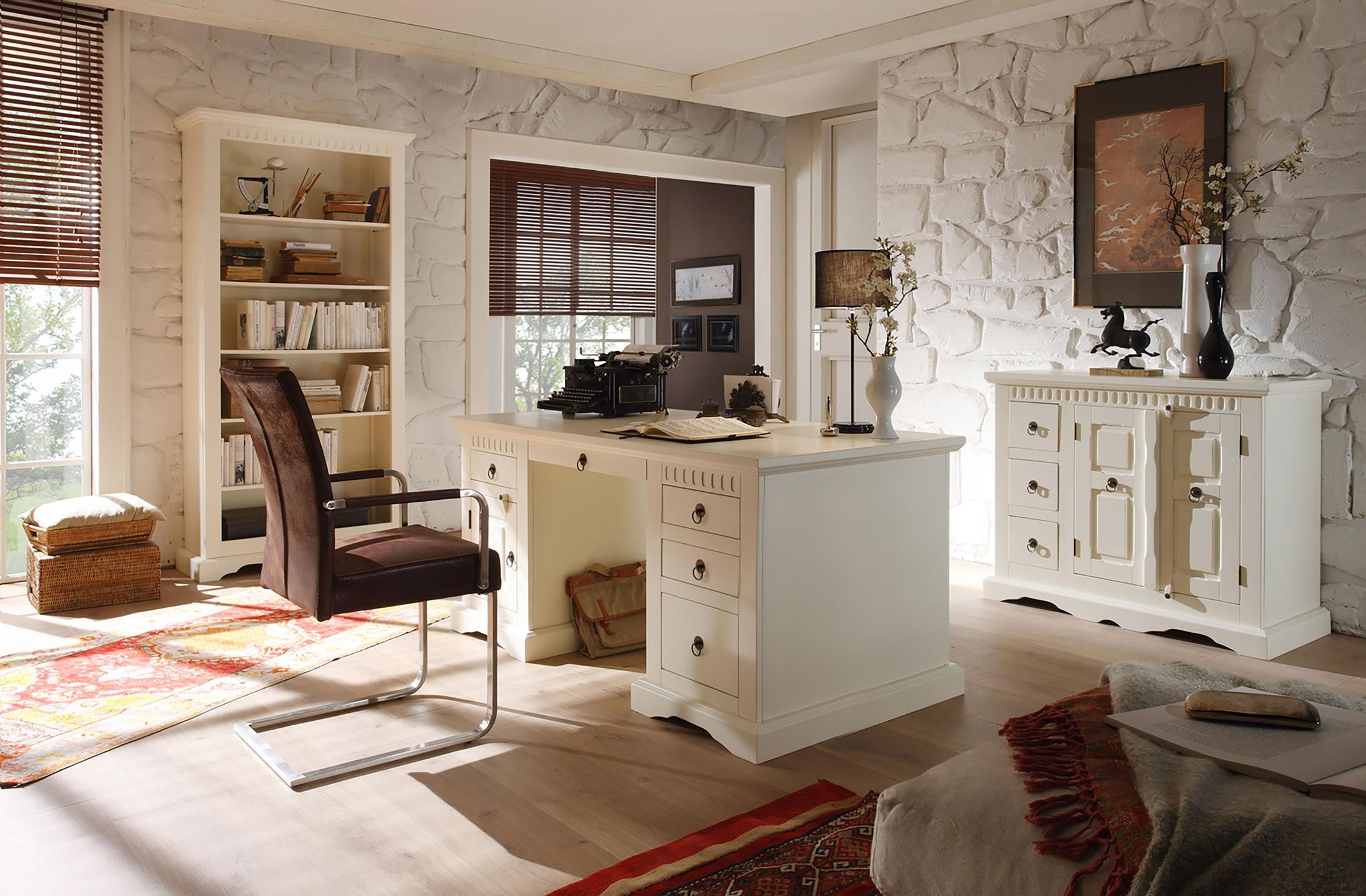 Liebenswert Regal Schreibtisch Galerie Von Wand In Natursteinoptik #stuhl #regal #schreibtisch #teppich