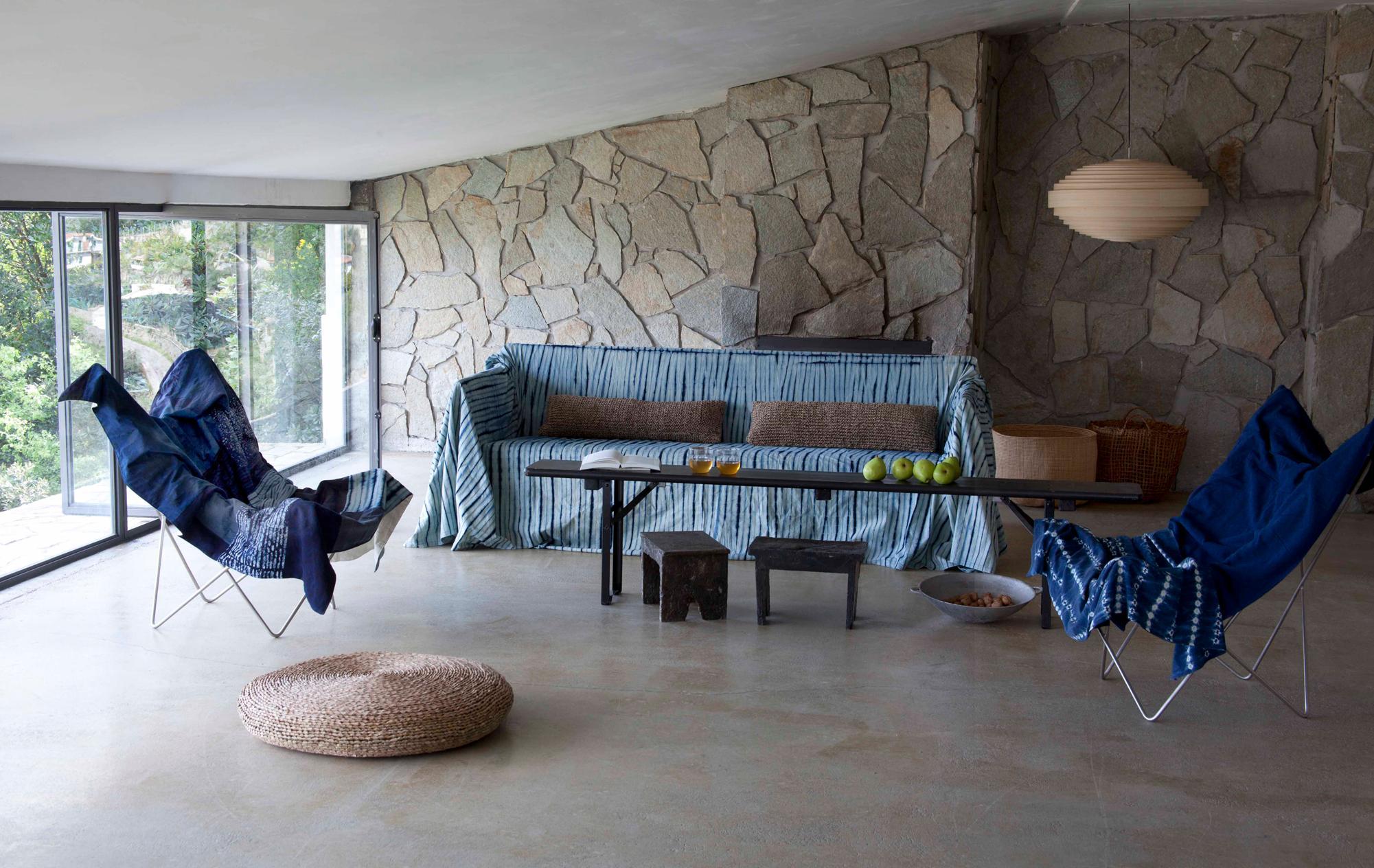 Gestreiftes Sofa Bilder Ideen Couch