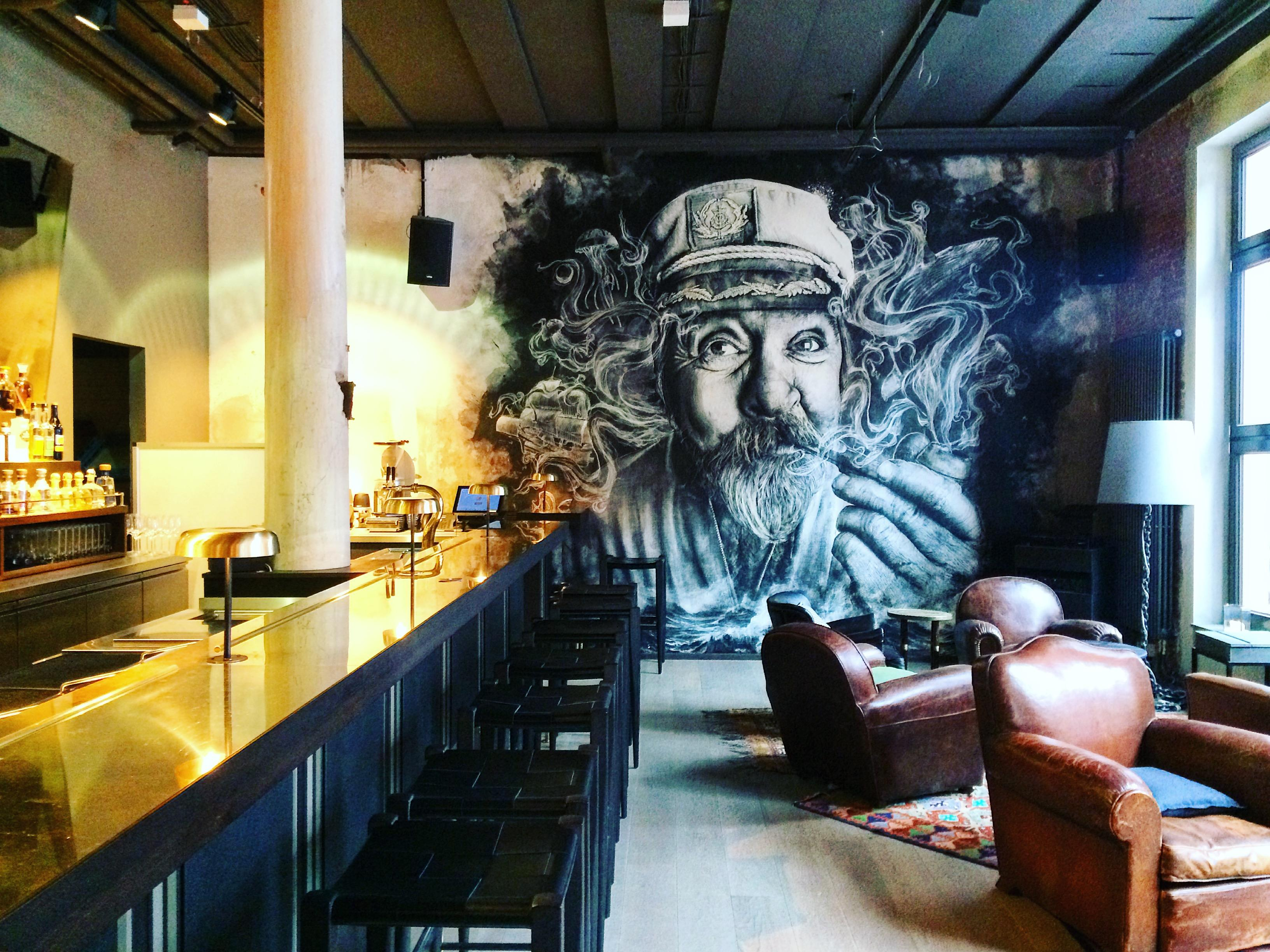 Wandgestaltung Hamburg maritime tapete bilder ideen couchstyle