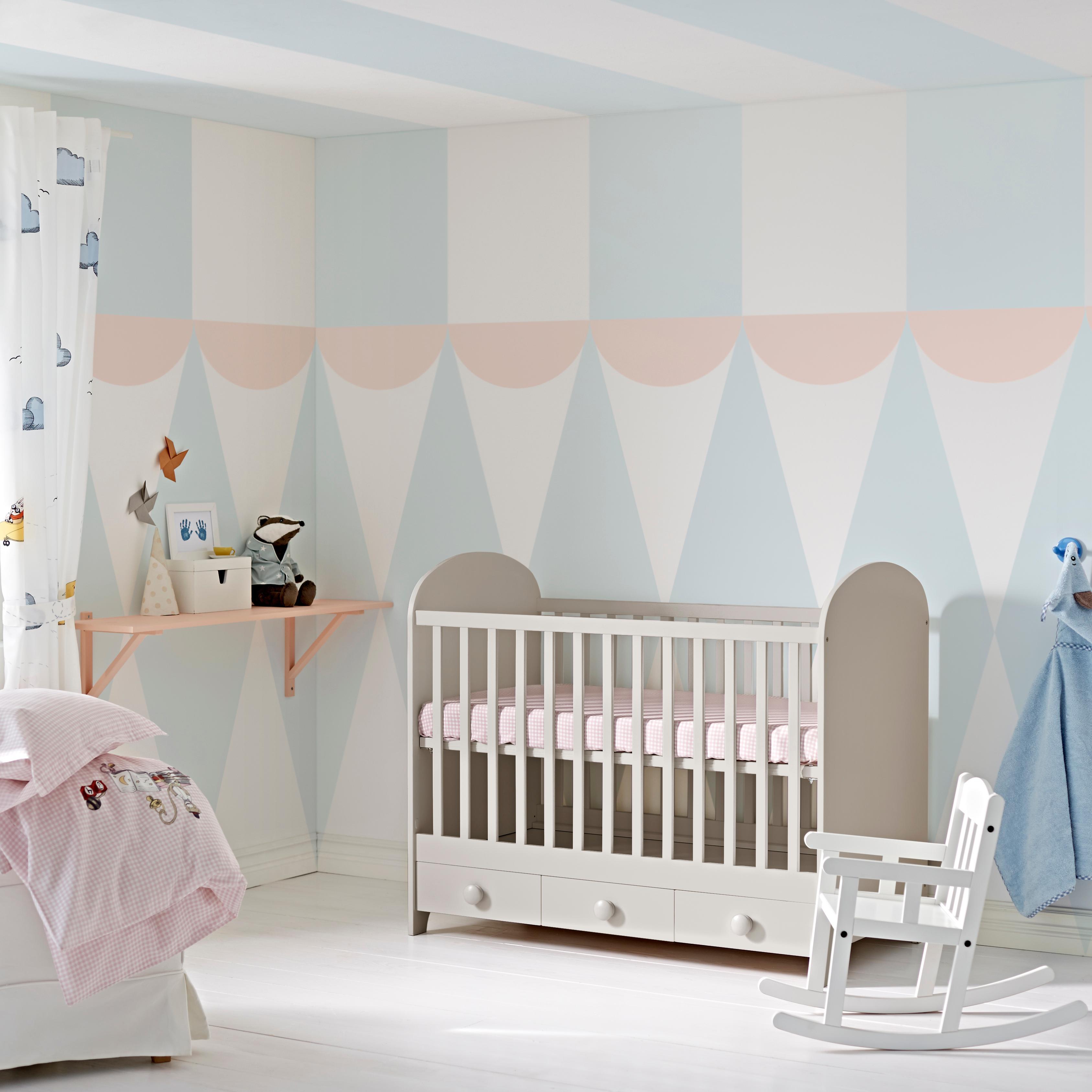 Babyzimmer Wandgestaltung • Bilder & Ideen • COUCHstyle