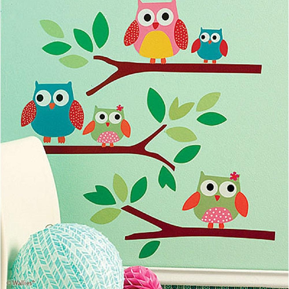 Kinderzimmer Wandgestaltung wandgestaltung im kinderzimmer wandtattoo wandgest