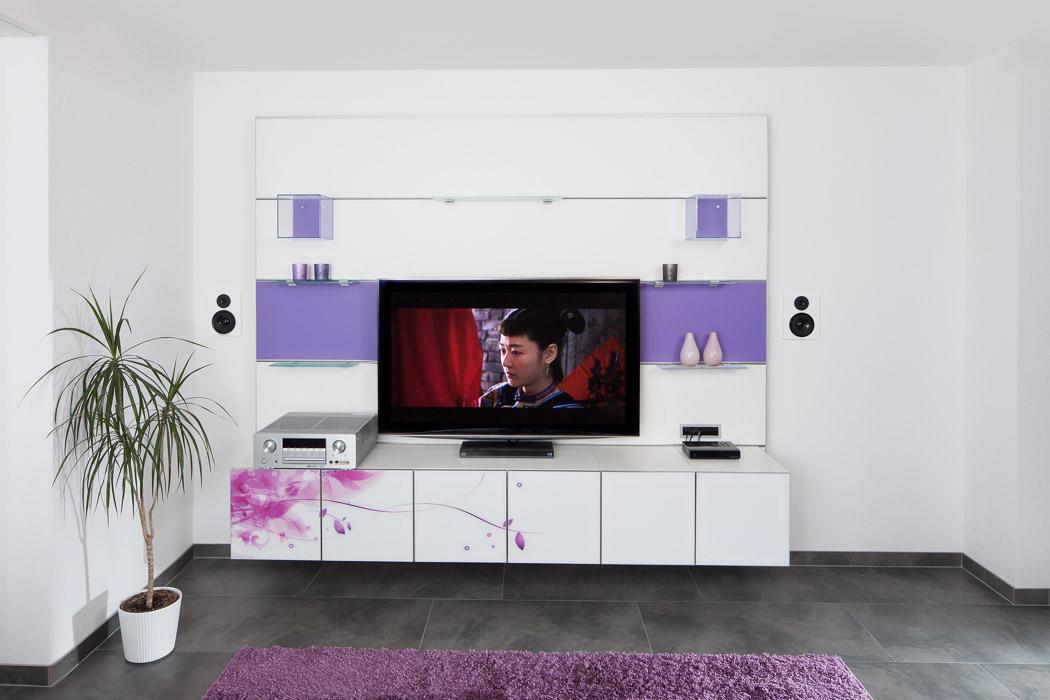 schrank mit glastür • bilder & ideen • couchstyle, Wohnzimmer