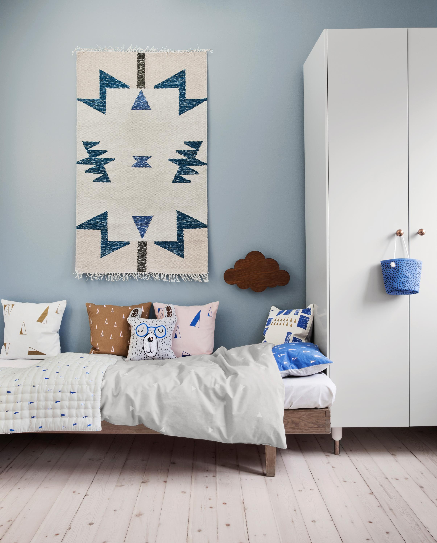Wunderschön Bett Deko Foto Von Cheap Great Wandteppich Als Wandteppich Wanddeko Ferm
