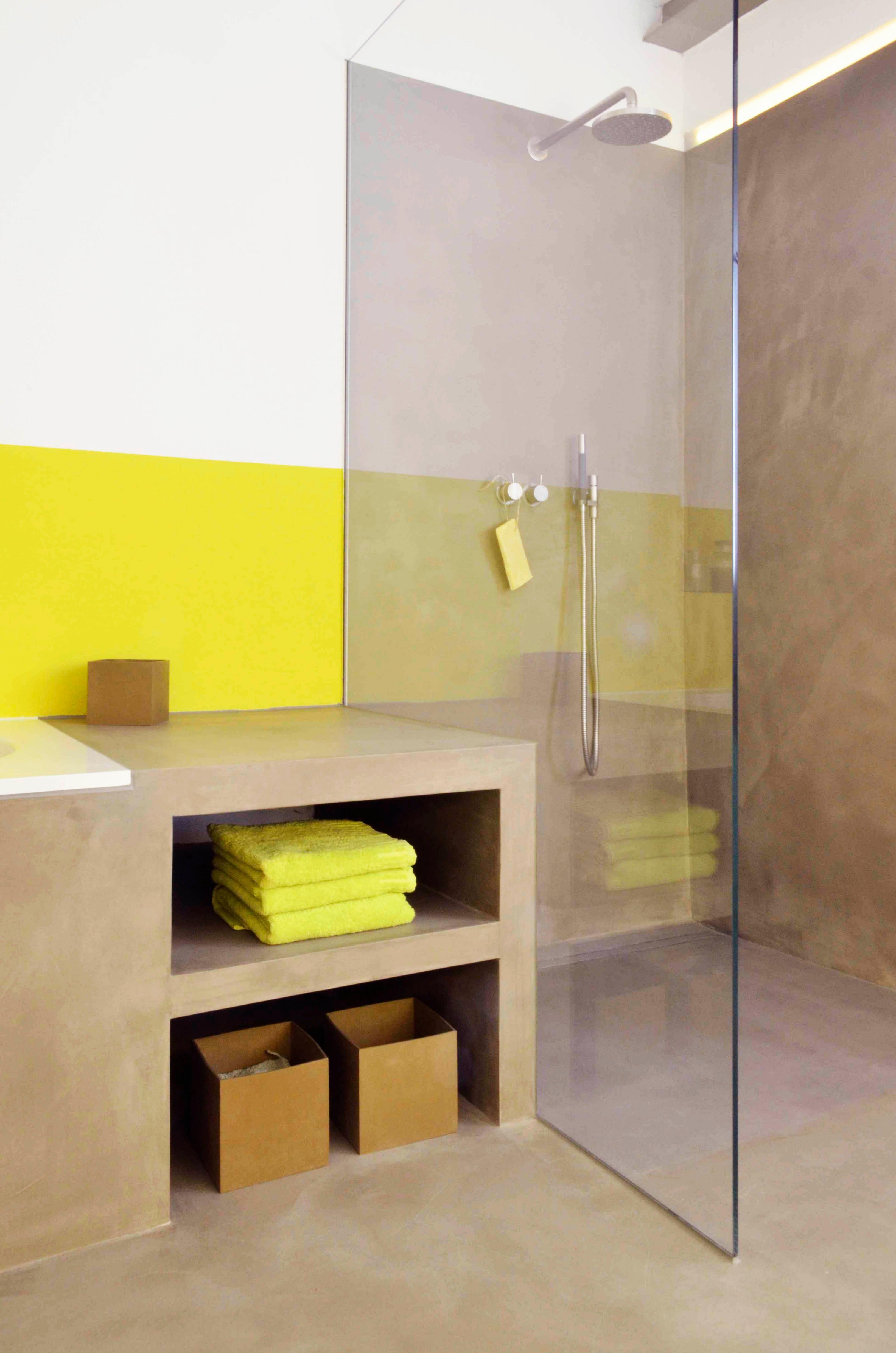 Wanne Und Dusche #badezimmerablage ©honey And Spice