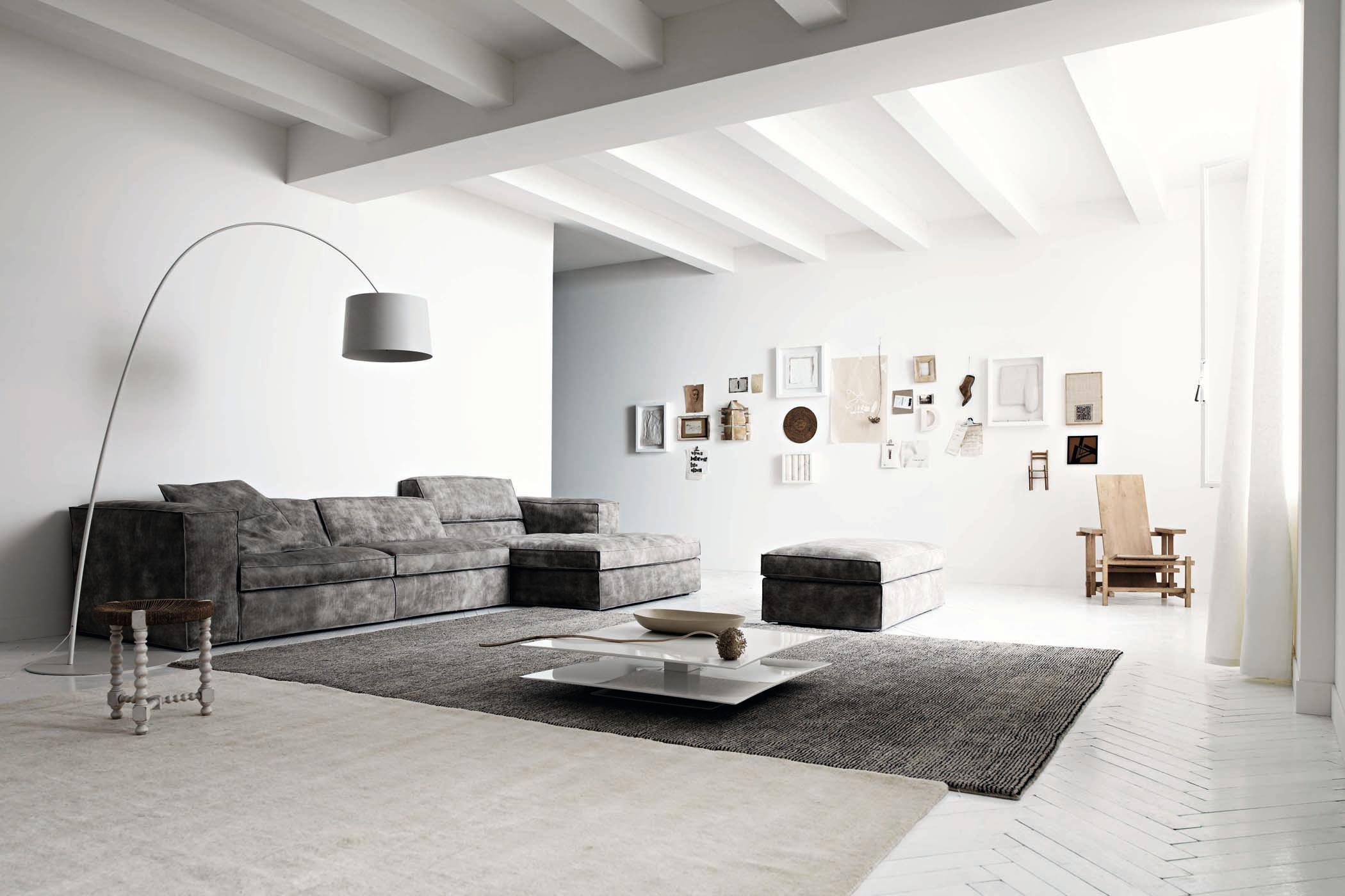 Bogenleuchten bilder ideen couchstyle for Sofa im raum