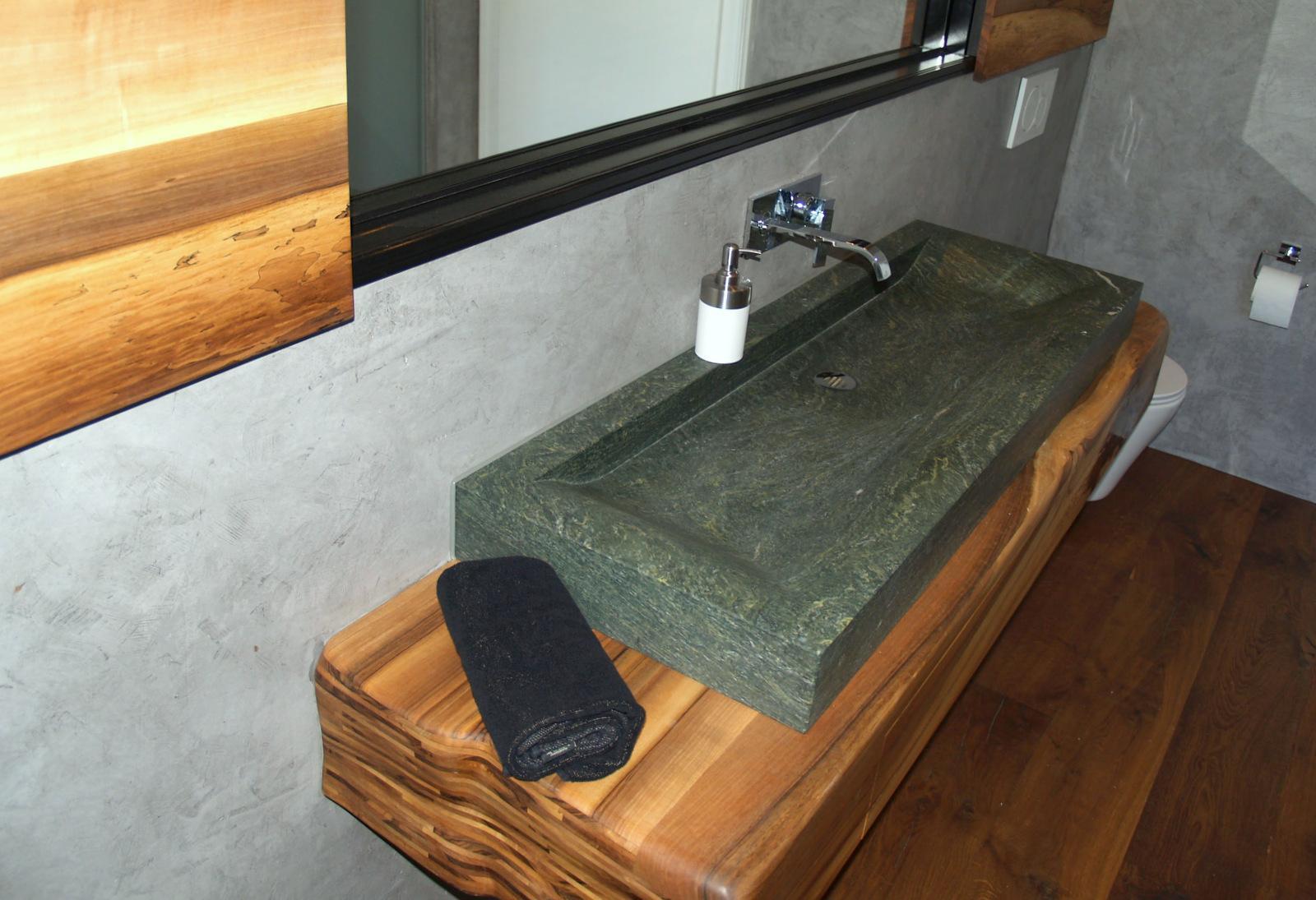 Aufsatz waschbecken bilder ideen couchstyle for Badezimmer ideen waschtisch