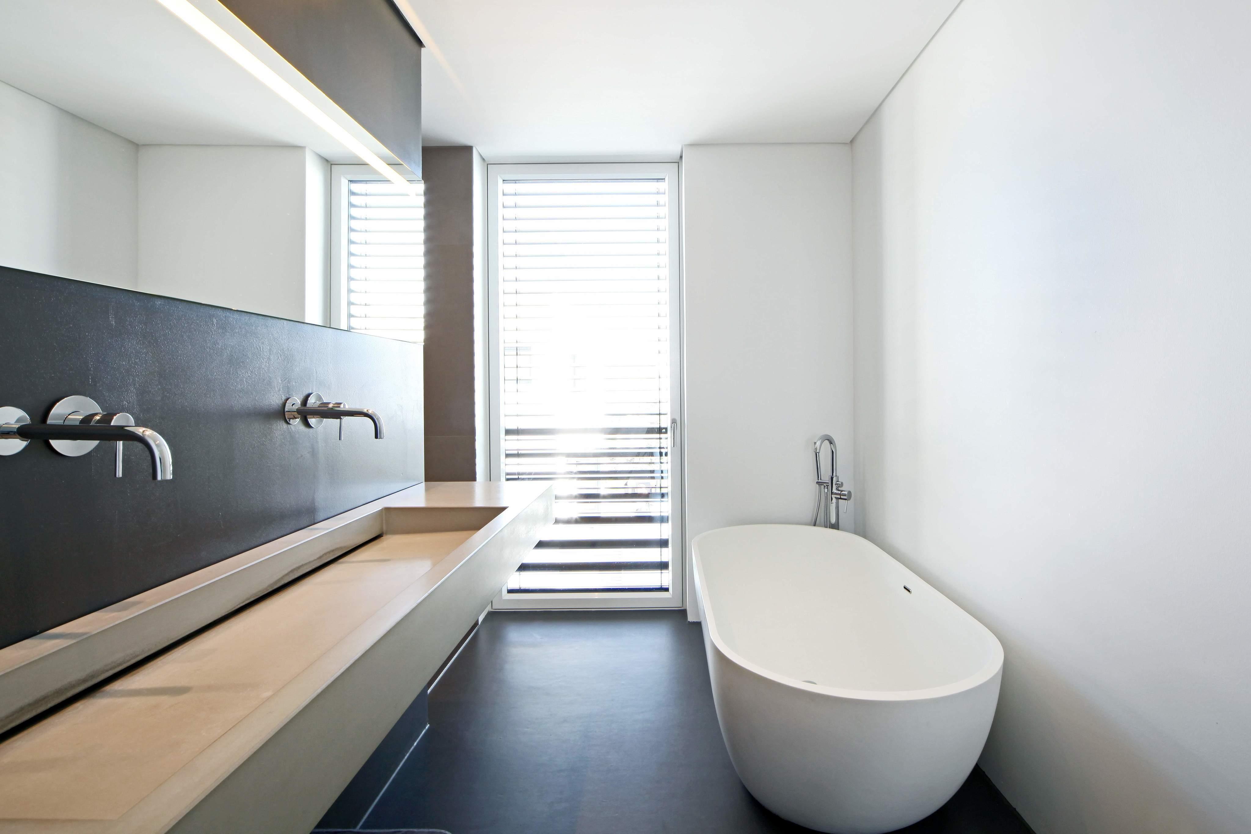 Betonbad bilder ideen couchstyle for Bad waschtisch ideen