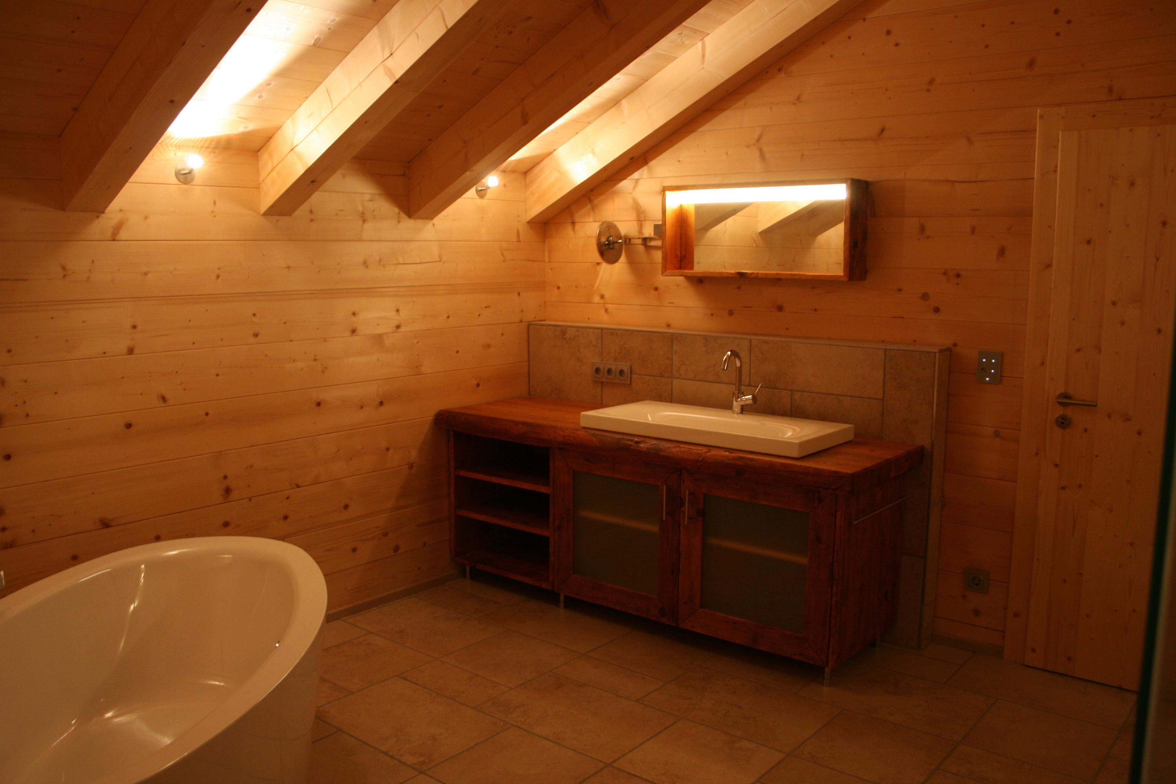 Waschtischunterschrank (groß) #waschtisch #altholz ©... | {Waschtisch altholz 65}