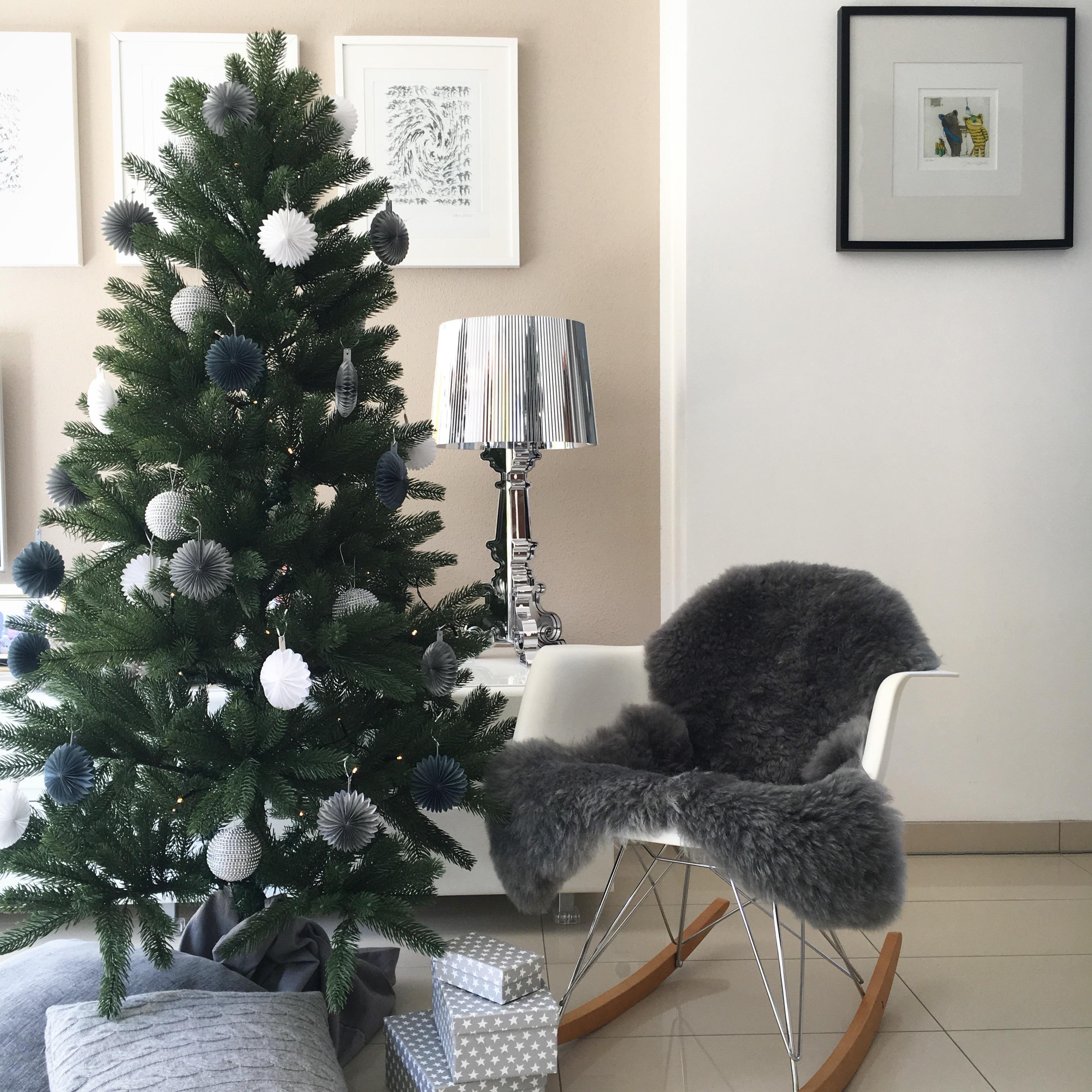 Schaukelstuhl bilder ideen couchstyle for Weihnachtsdeko design