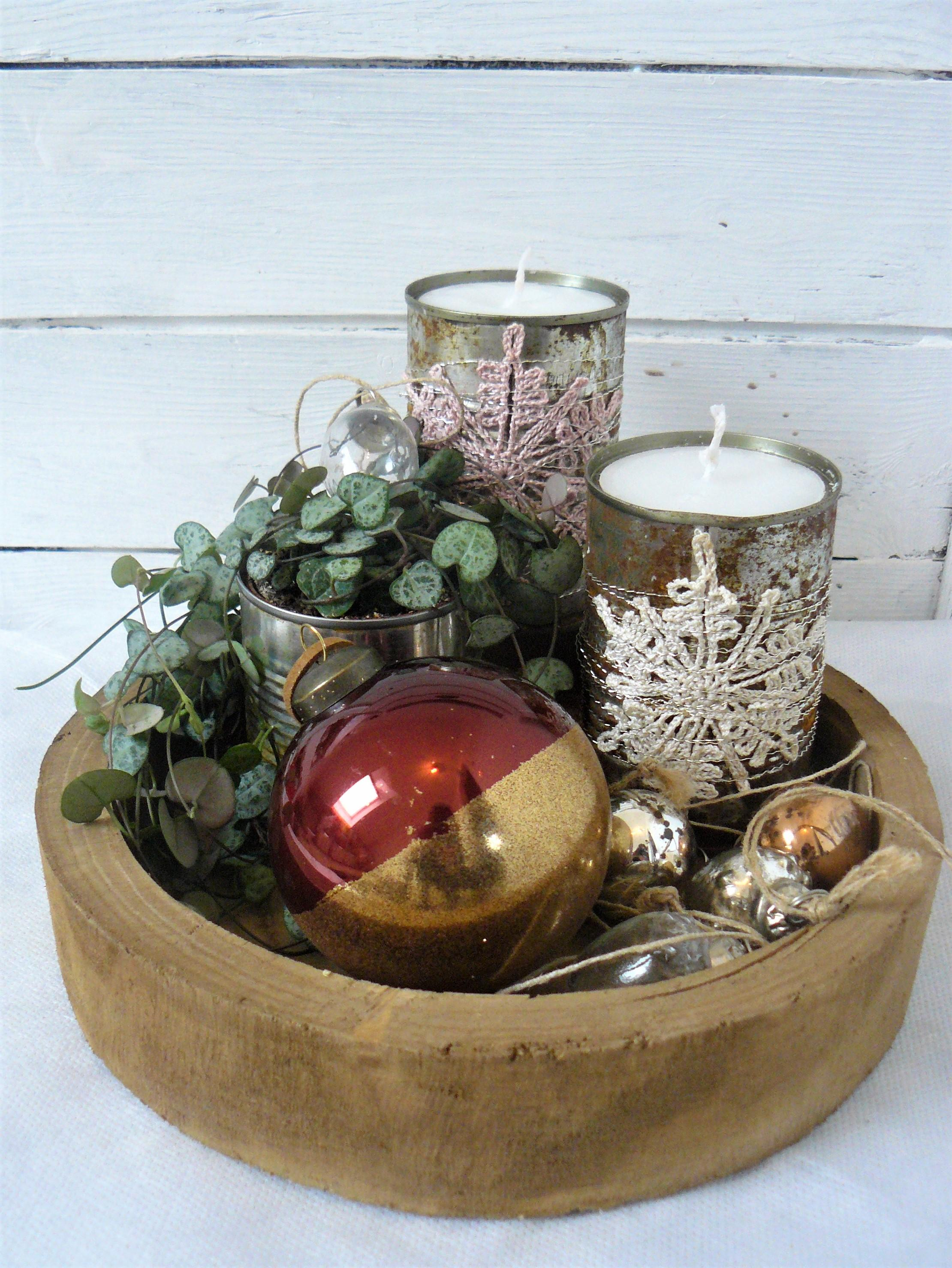 #weihnachtsdeco#  DIY upcycling