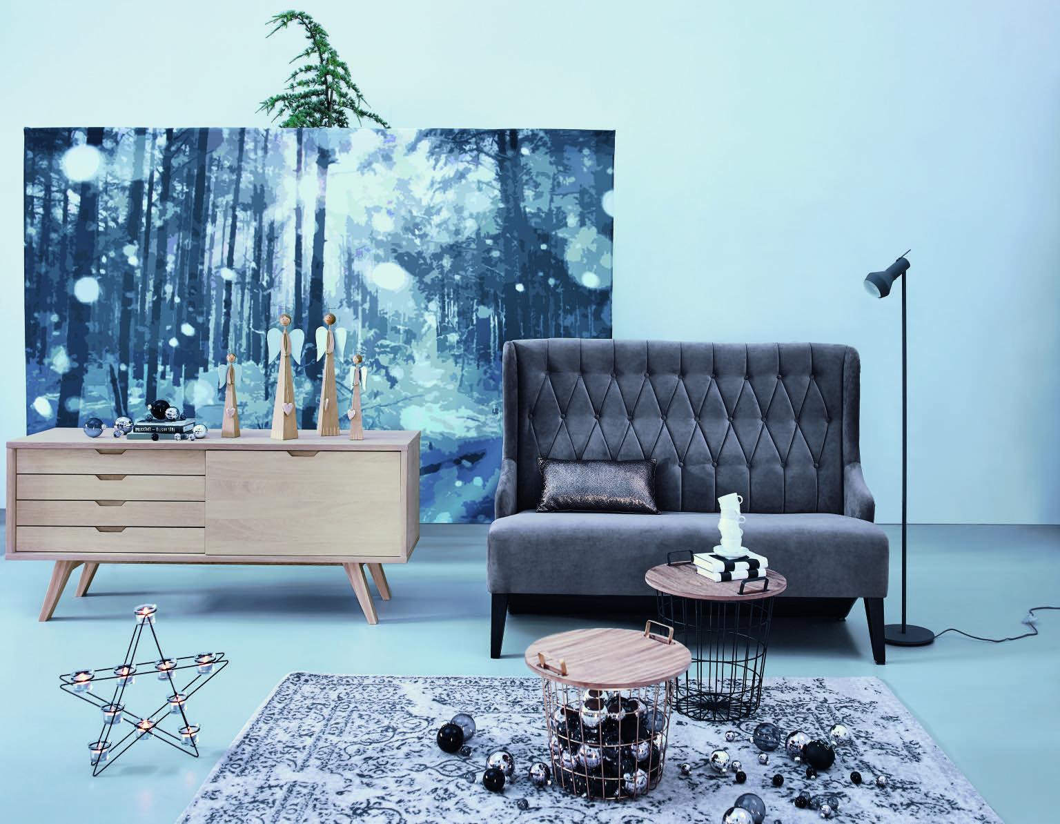 Depot Weihnachtsdeko.Weihnachtskugeln Bilder Ideen Couch