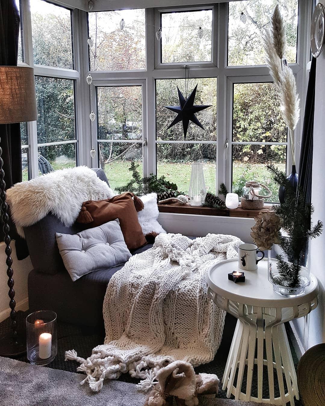 weihnachtsdekoration #deko #wohnzimmer #couchstyle ...