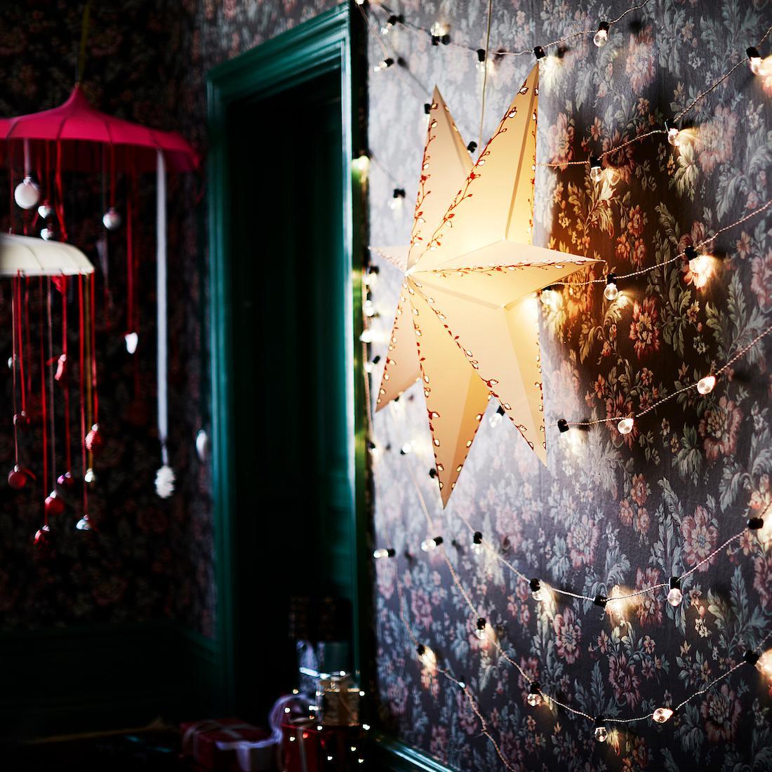 weihnachtsstern ikea #ikea #weihnachtsdeko ©inter ik