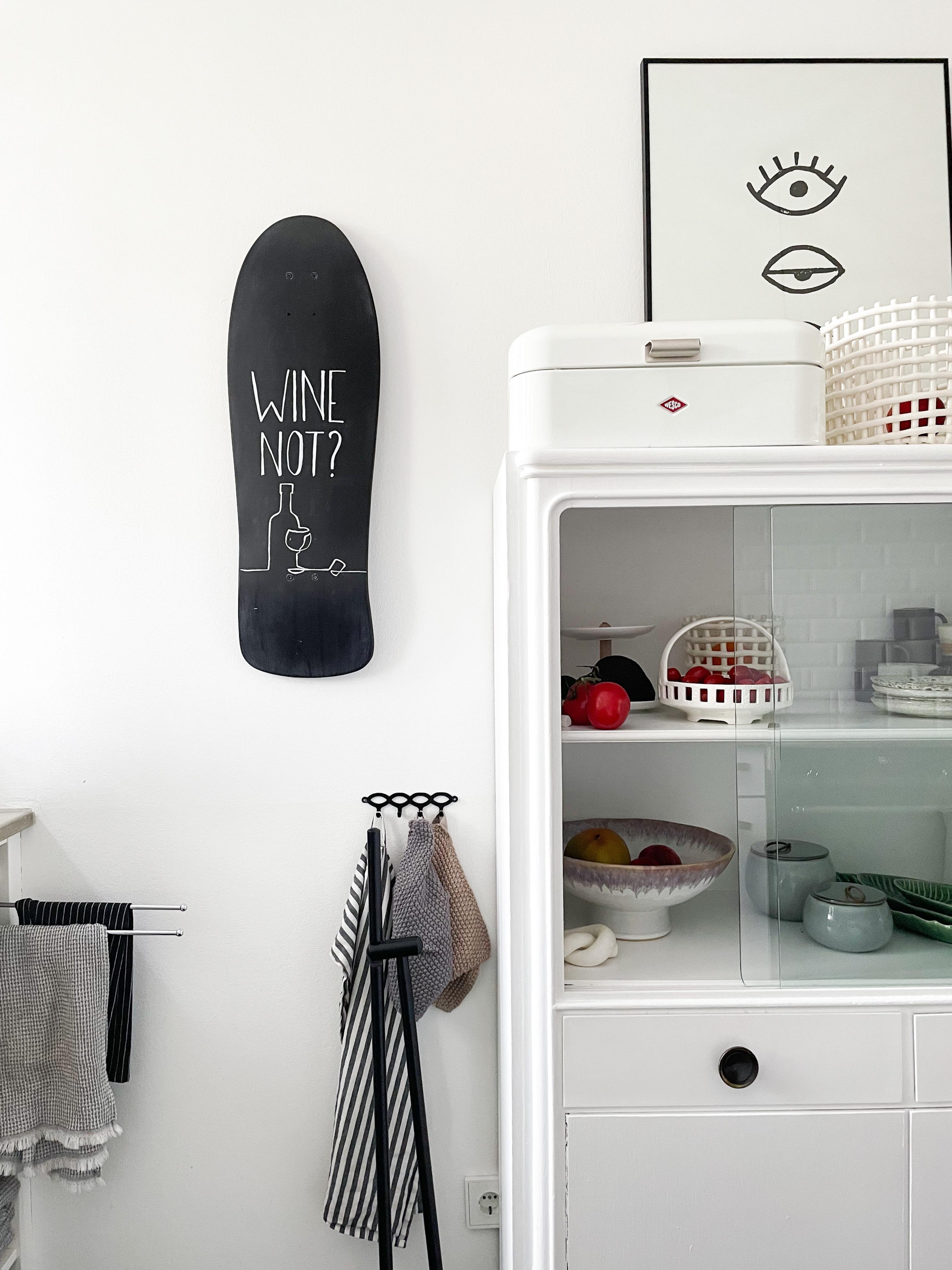 Tolle Einrichtungsideen rund um den Küchenschrank