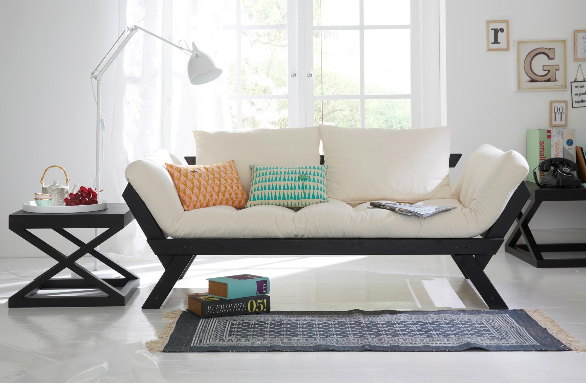 Schwarzweißes Sofa • Bilder & Ideen • COUCHstyle