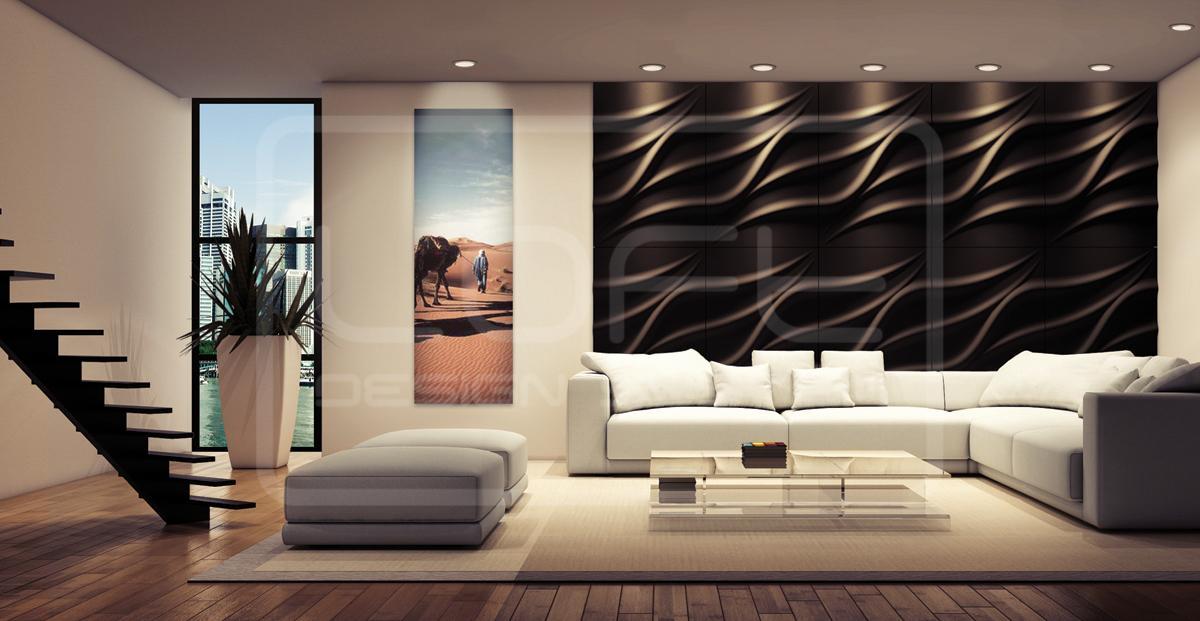 Uberlegen Wellen Schlagende Wände #wandverkleidung #wandgestaltung #wandpaneel  #designwand #3dwandgestaltung #3dwandverkleidung #