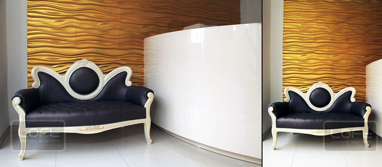 Moderne Wandgestaltung • Bilder & Ideen • COUCH