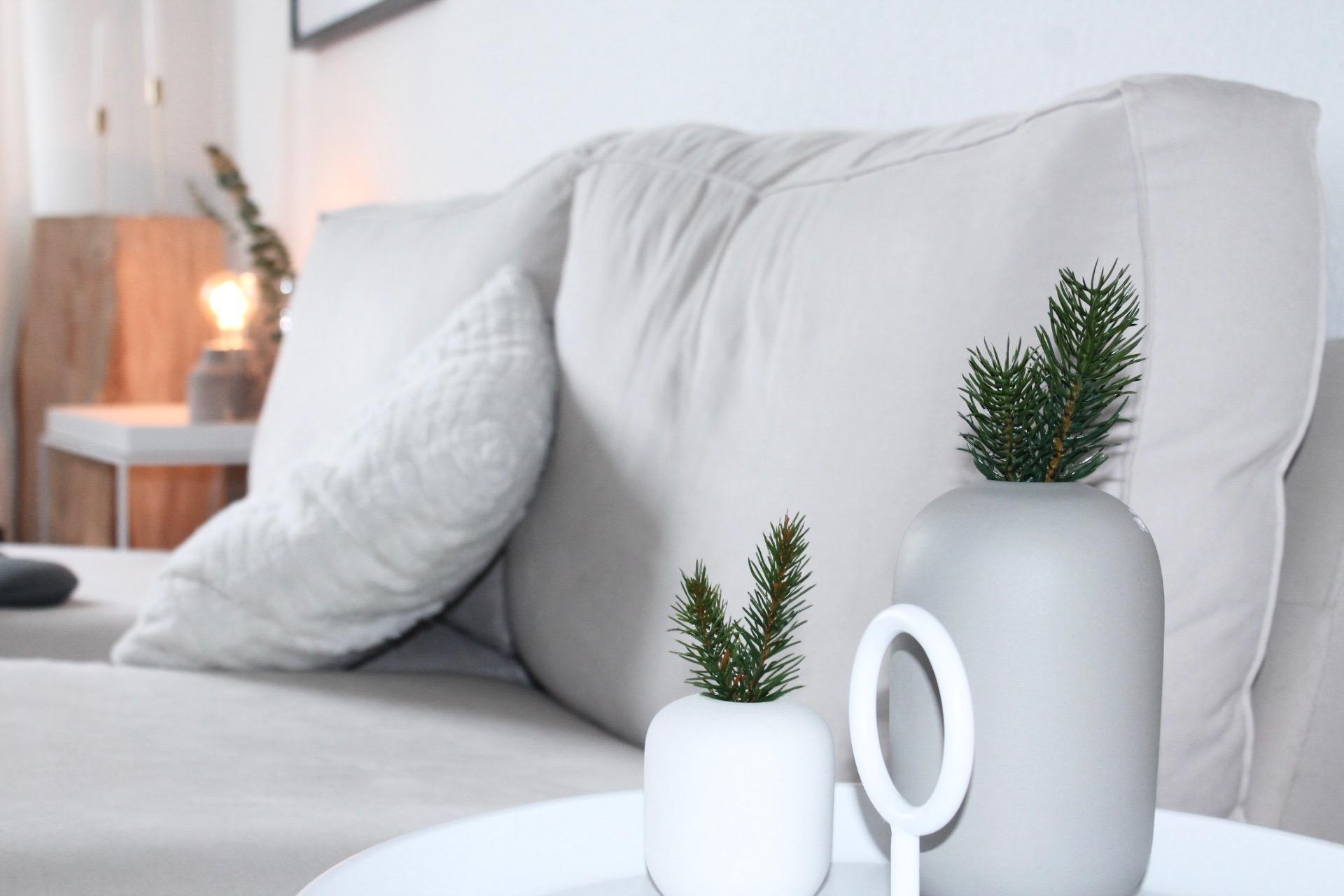 Wenns Draussen Strmt Und Schneit Wohnzimmer Vase Kissen Ikea Sofa C