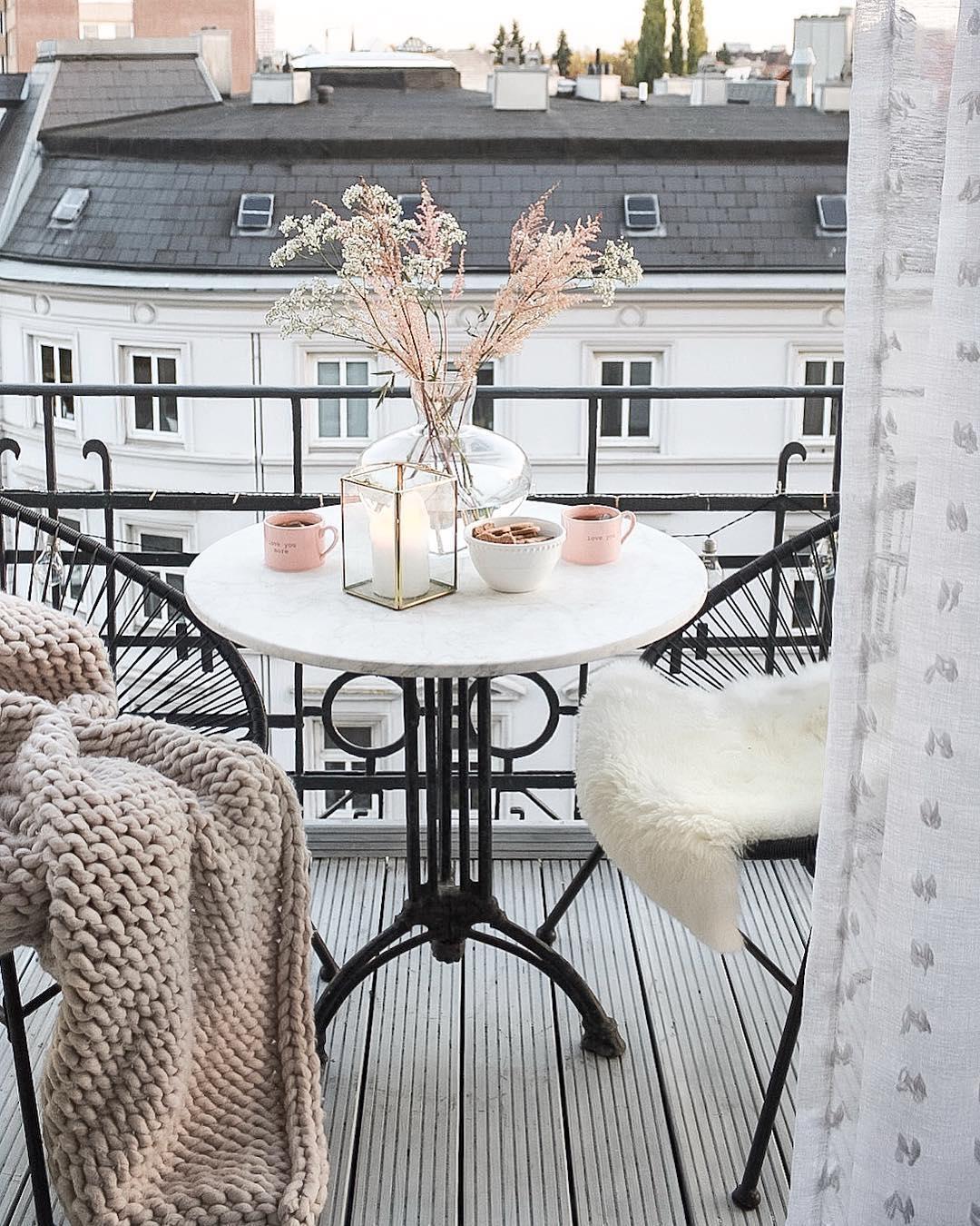Balkon Ideen So Wird S Gemutlich Im Zweiten Wohnzimmer